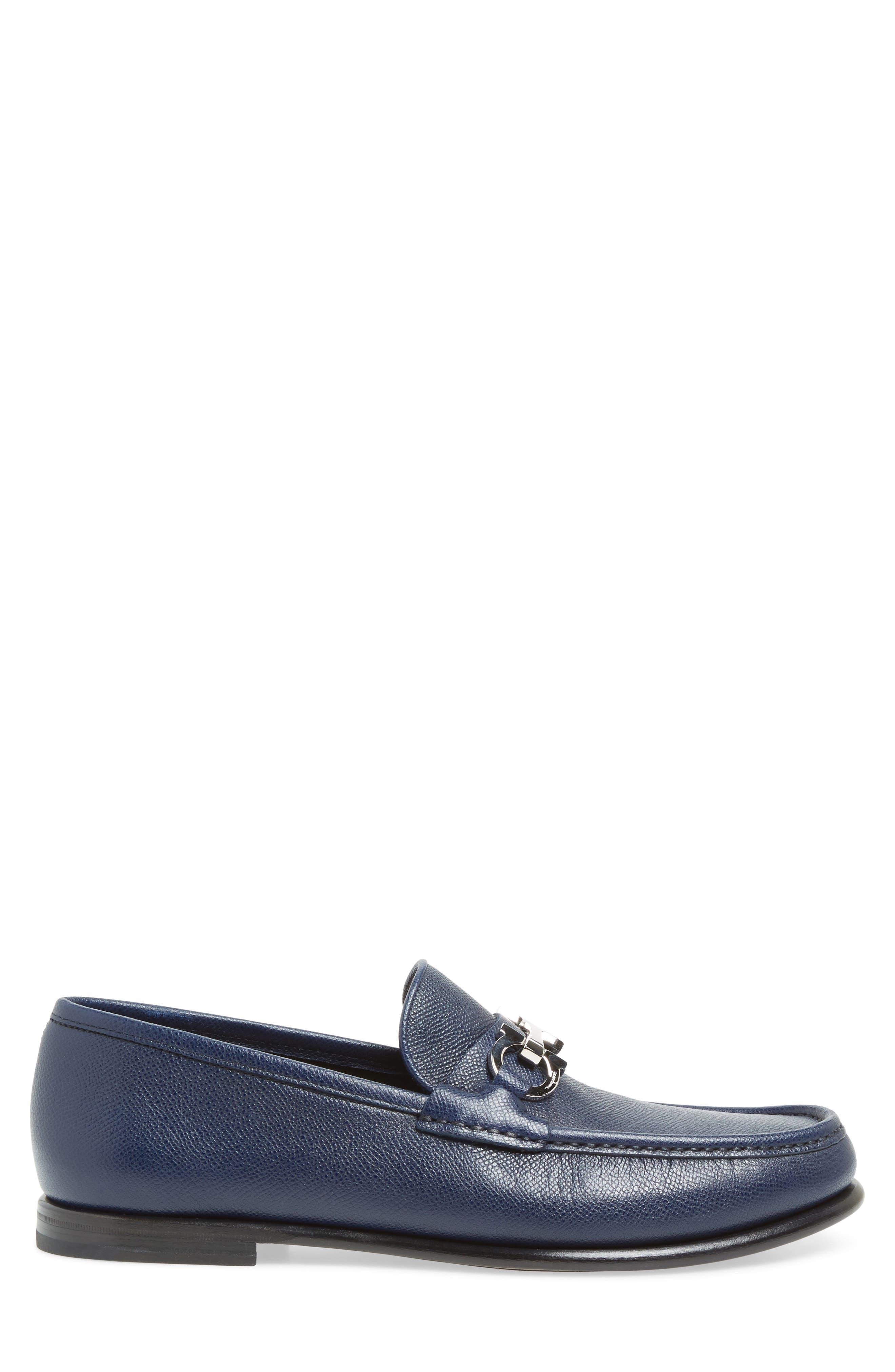 Alternate Image 3  - Salvatore Ferragamo Crown Bit Loafer (Men)