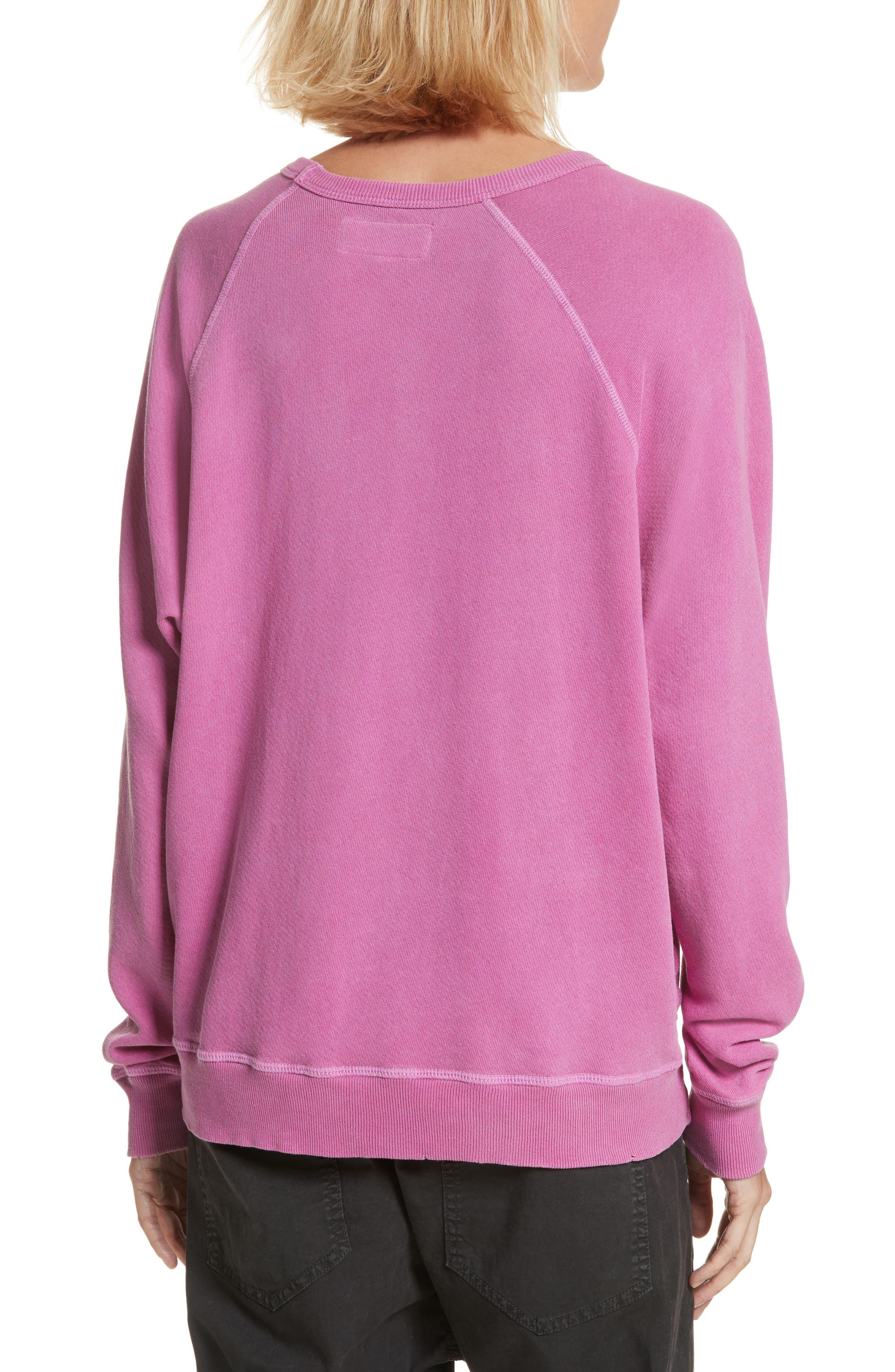 THE GREAT. The College Sweatshirt