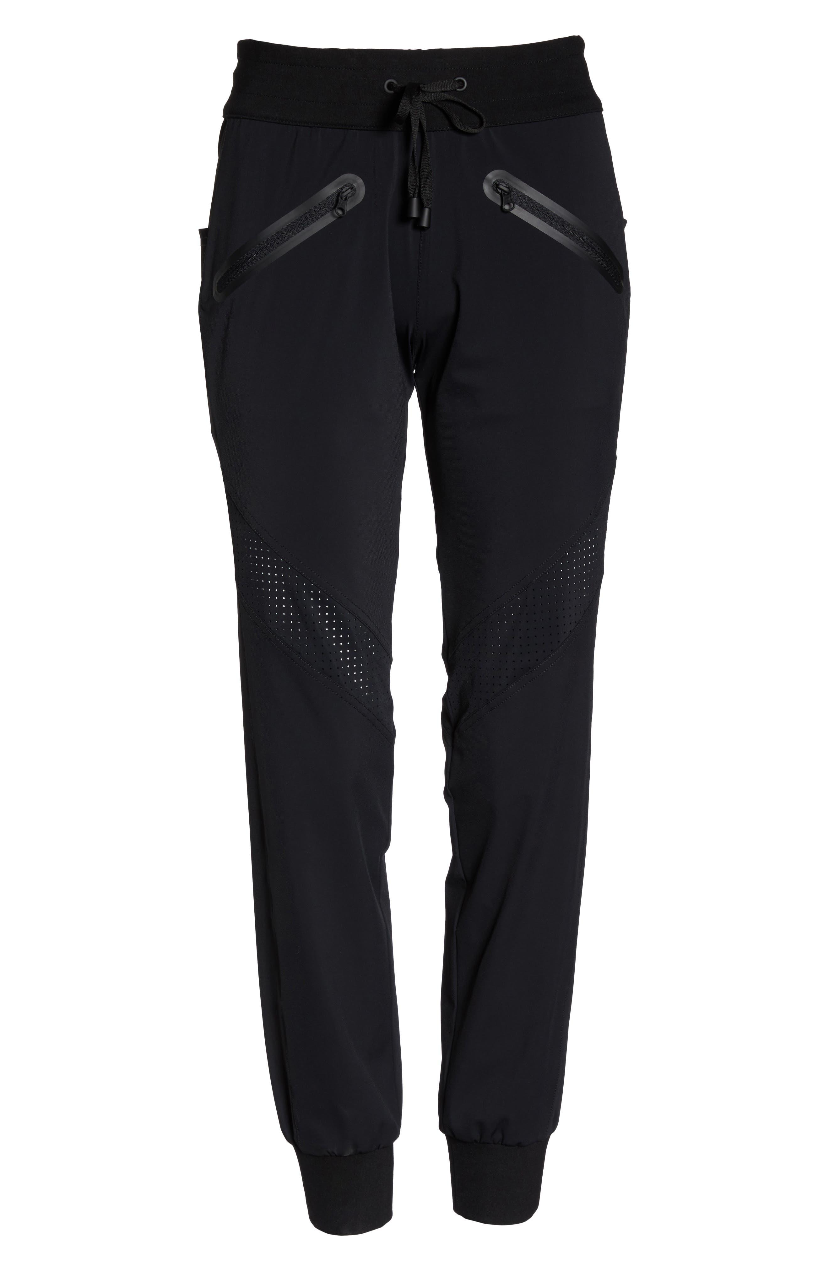 Alternate Image 7  - Blanc Noir Vibe Jogger Pants