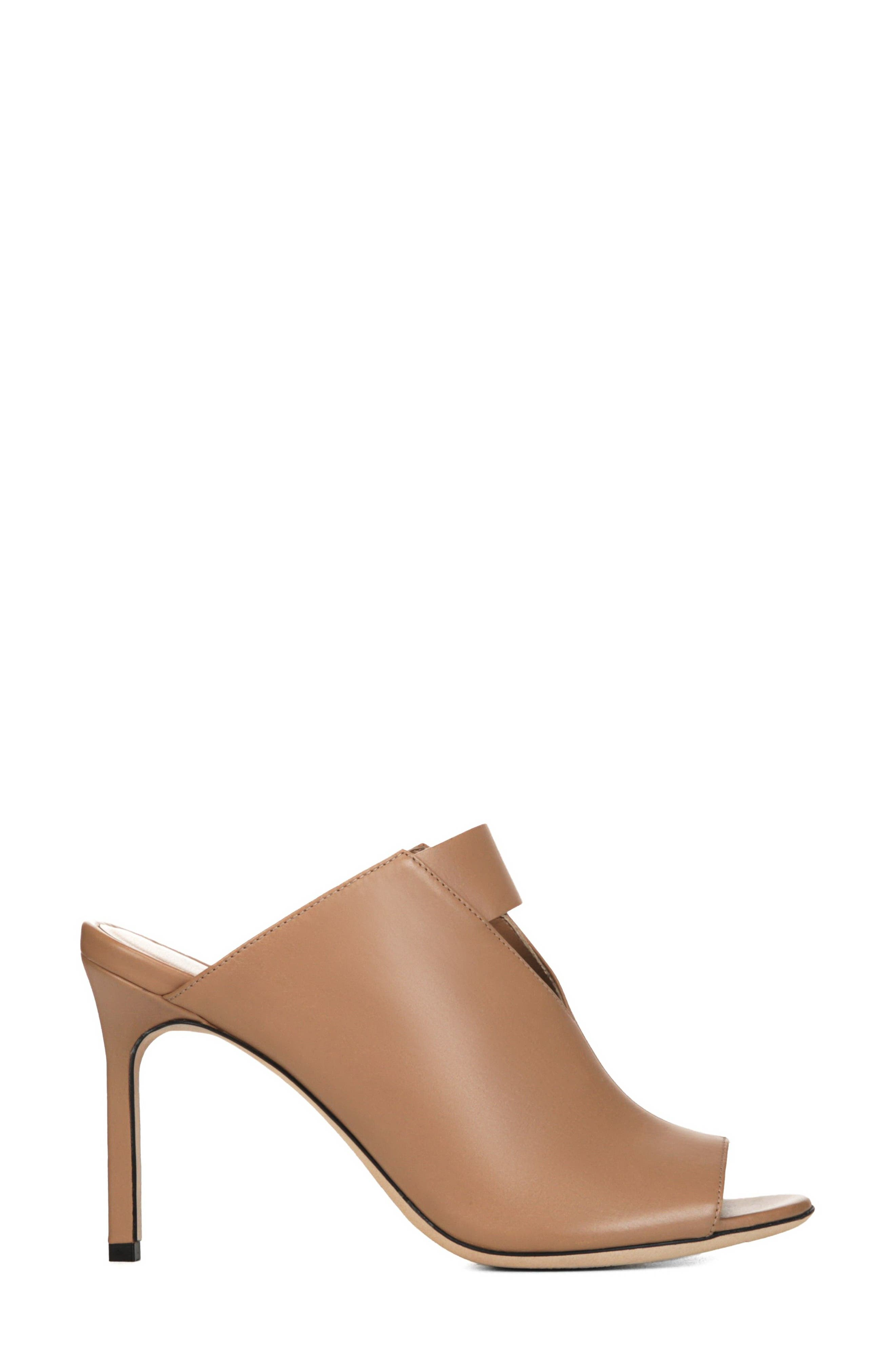 Mira Sandal,                             Alternate thumbnail 3, color,                             Desert Leather