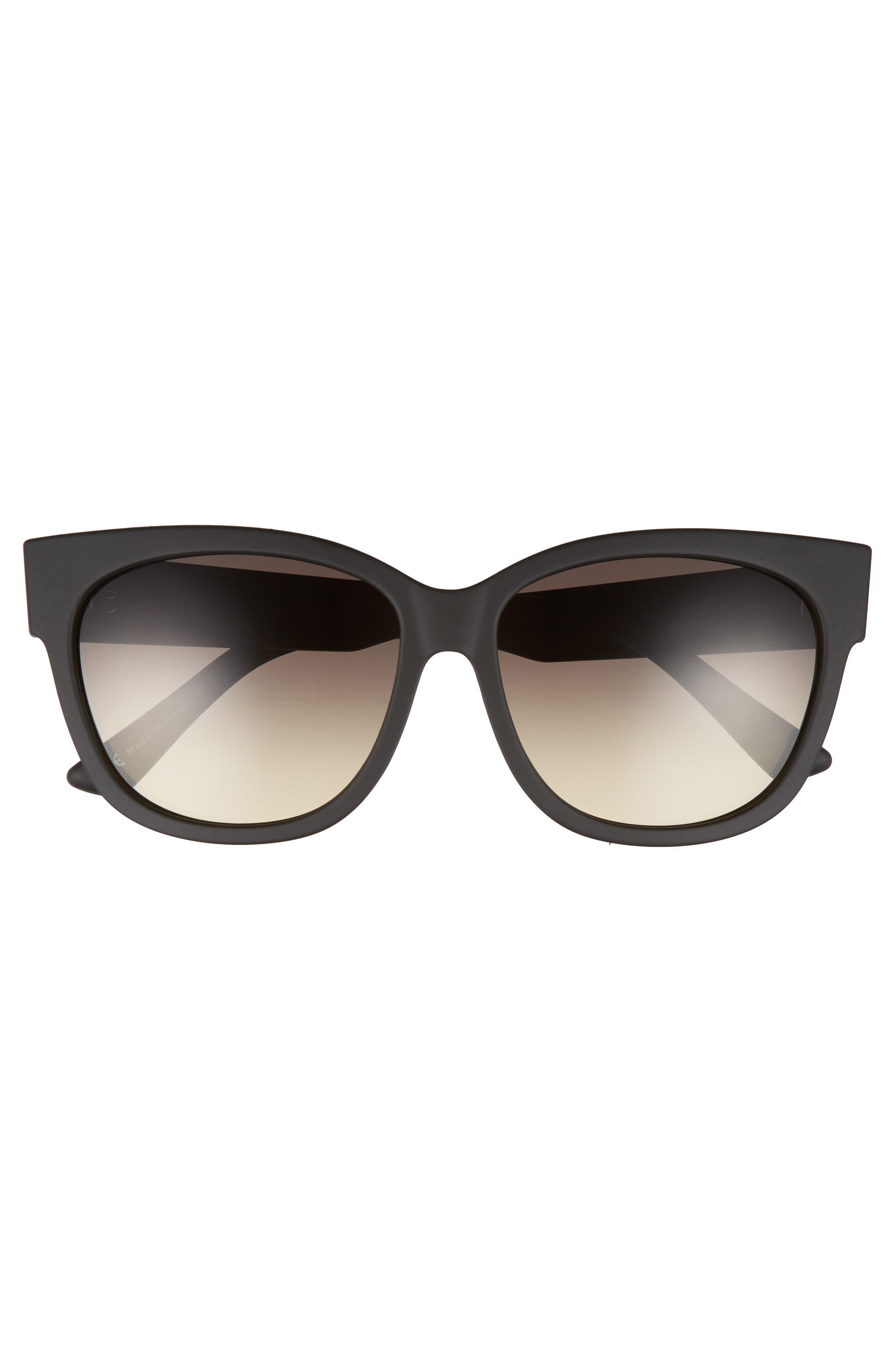 Alternate Image 3  - ELECTRIC 'Danger Cat' 58mm Cat Eye Sunglasses