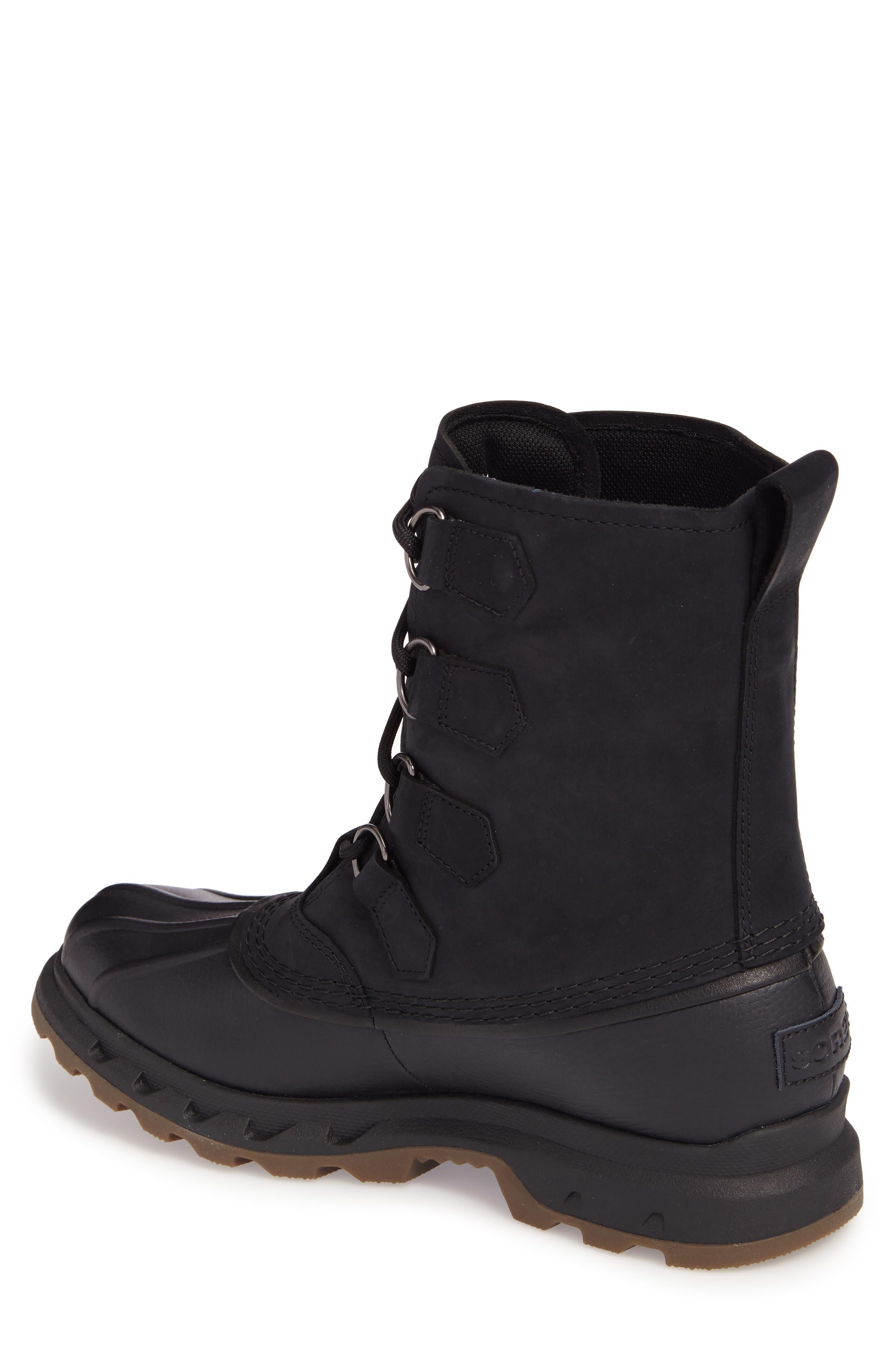Alternate Image 2  - Sorel Portzman Classic Rain Boot (Men)
