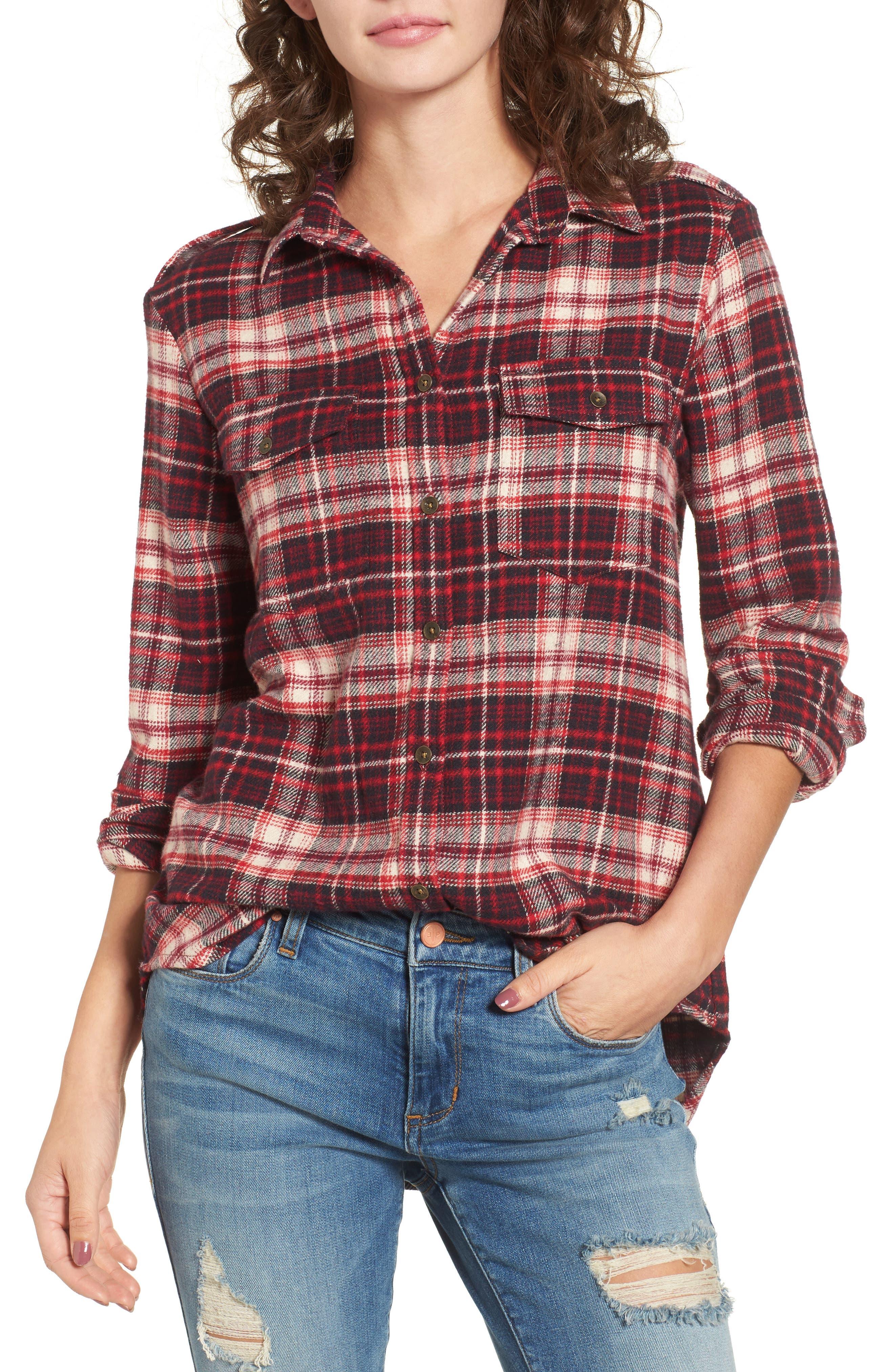 Billabong Venture Out Flannel Shirt