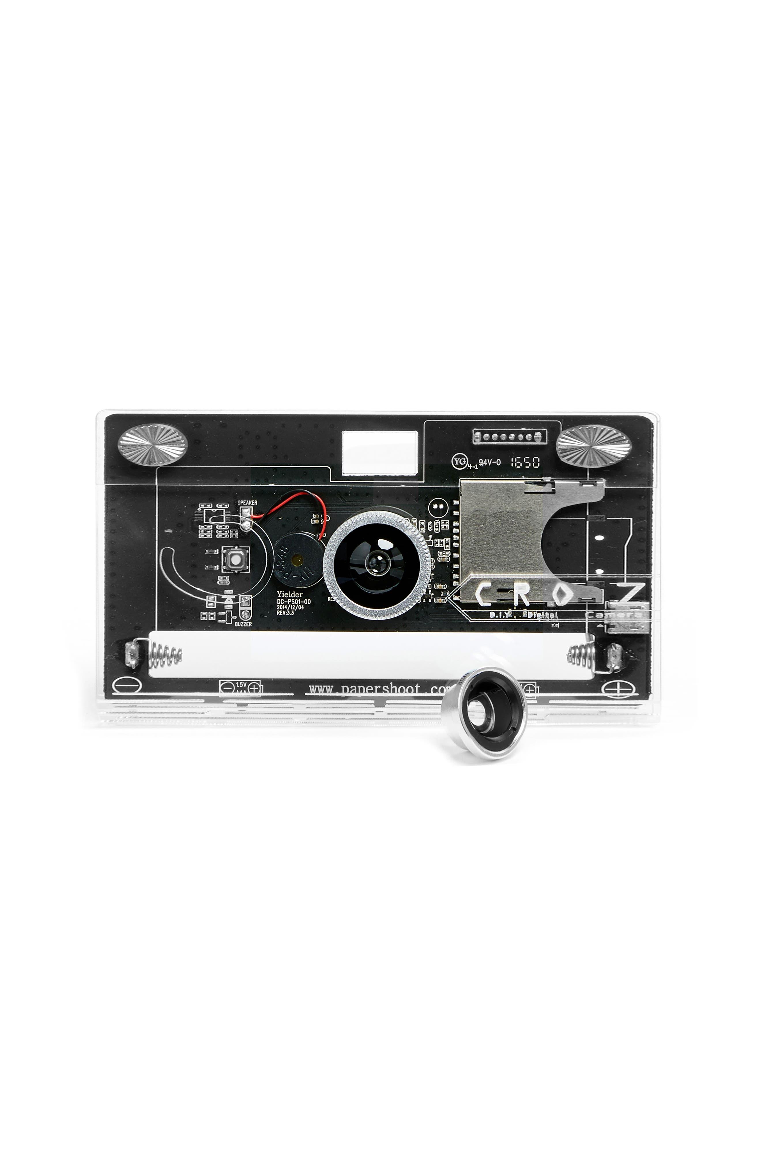 MoMA Design Store CROZ DIY Digital Camera