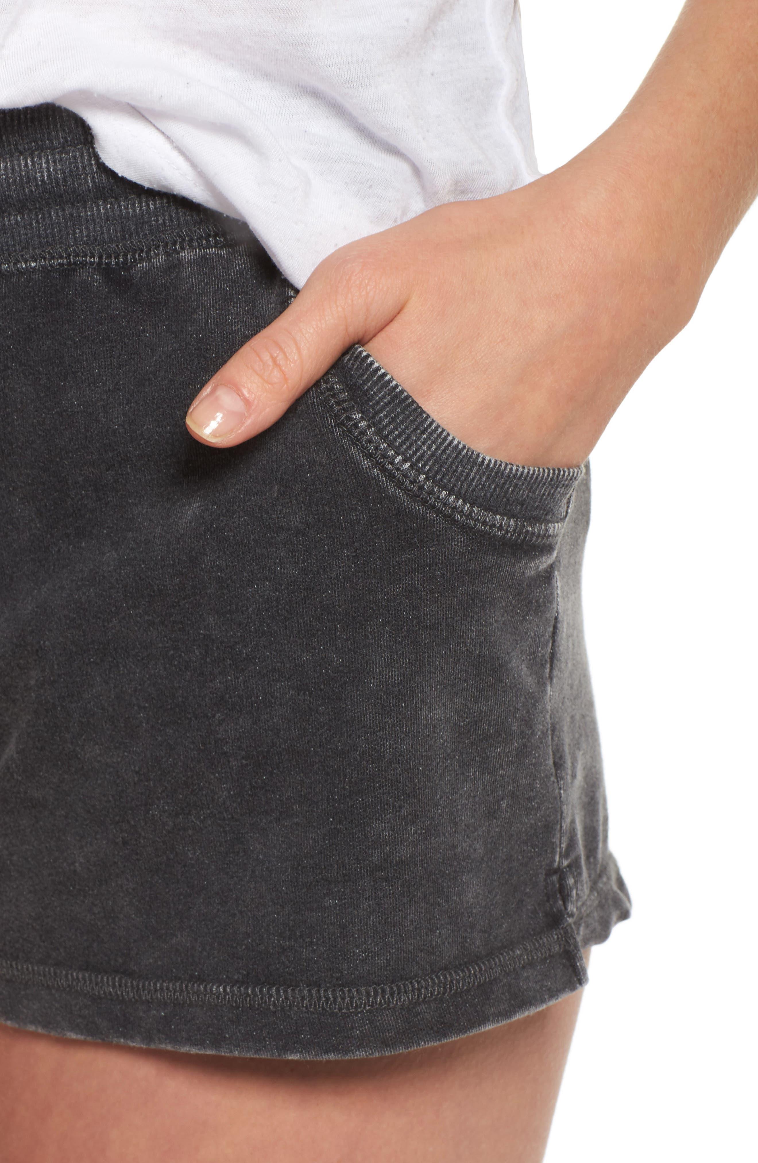 Alternate Image 5  - PJ Salvage Lounge Shorts