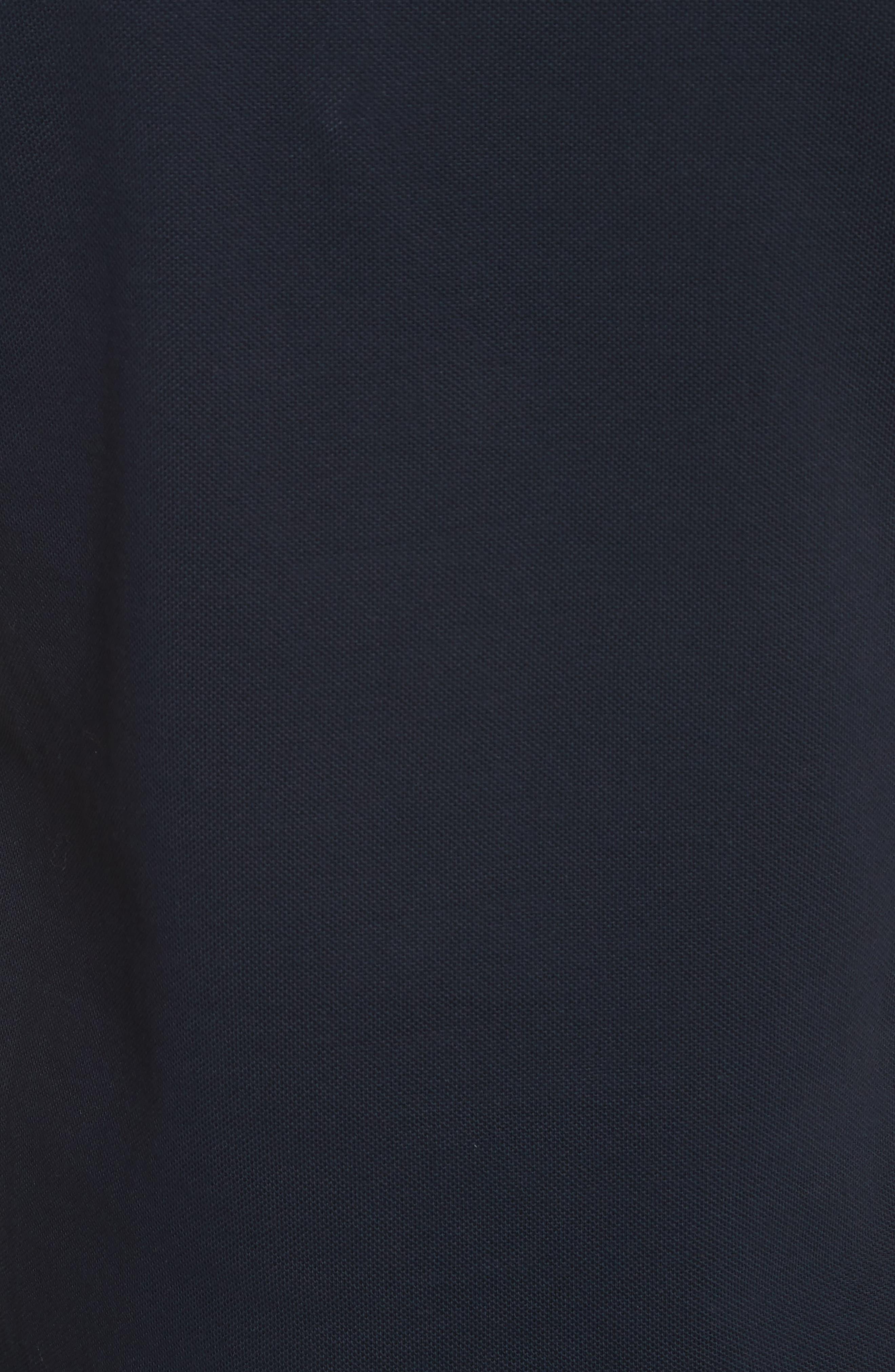 Maglia Polo,                             Alternate thumbnail 5, color,                             Navy/Dark Blue