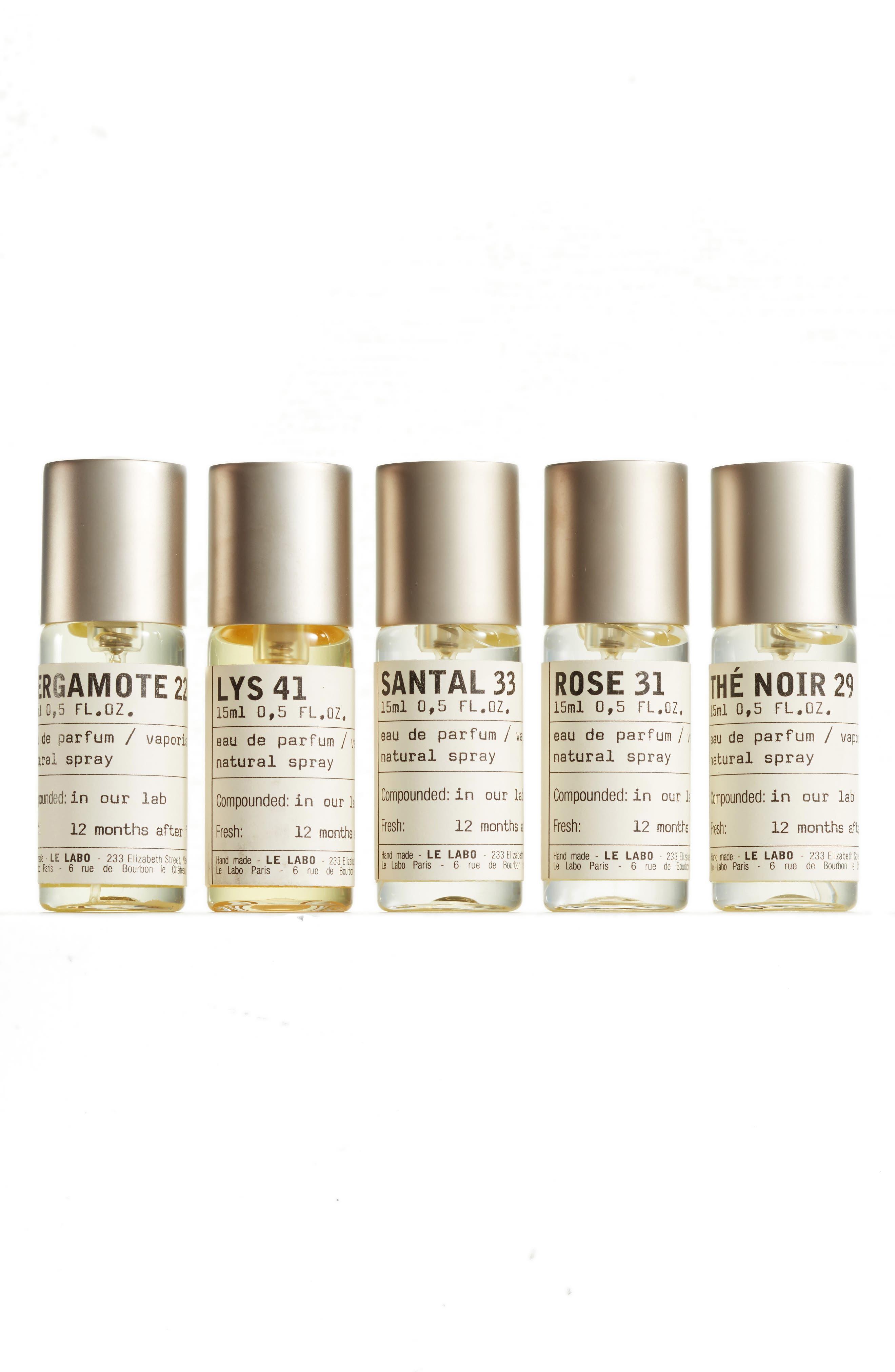 Lys 41 Eau de Parfum Natural Spray,                             Alternate thumbnail 4, color,                             No Color