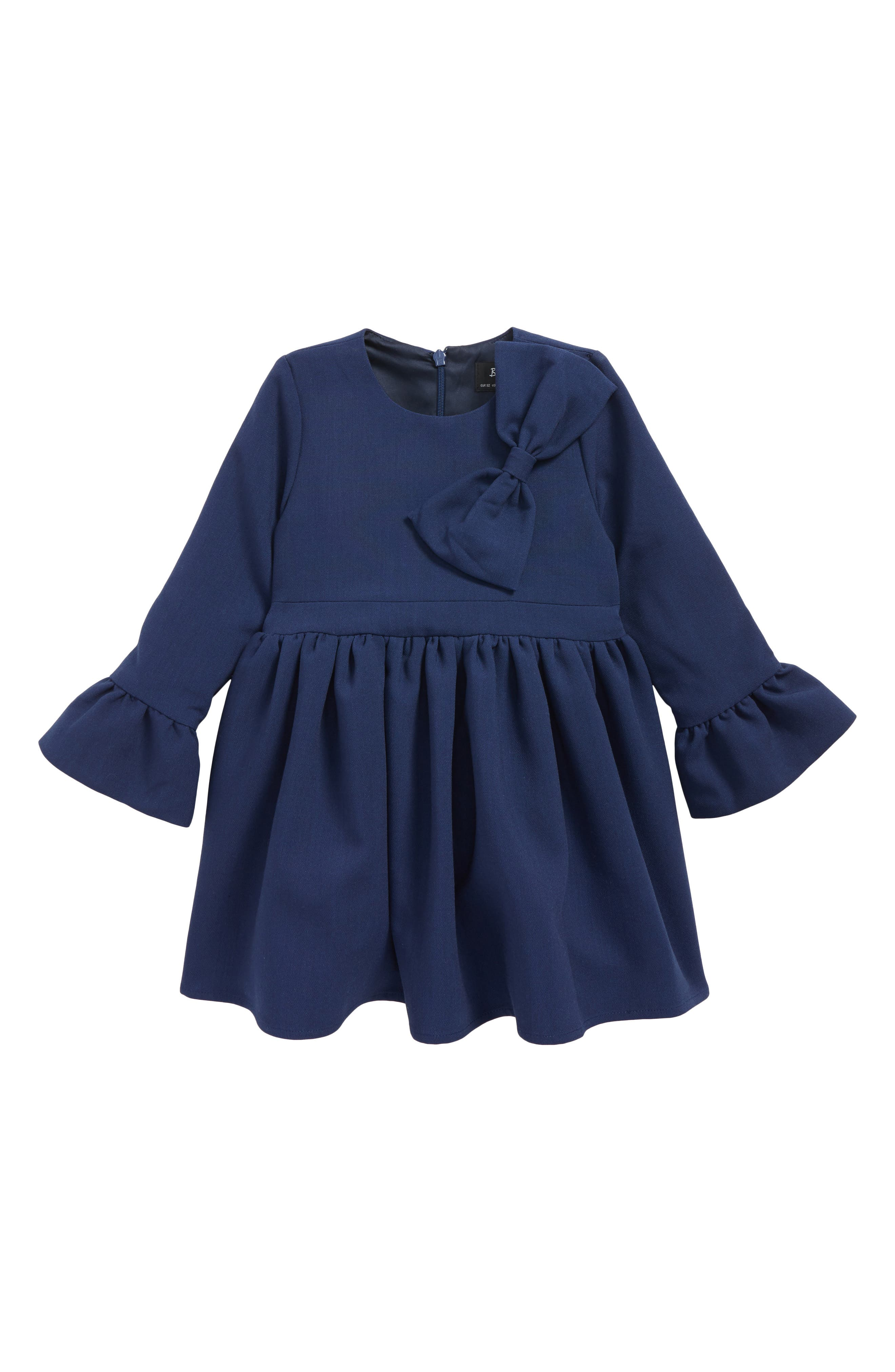 Bardot Junior Bow Dress (Baby Girls & Toddler Girls)