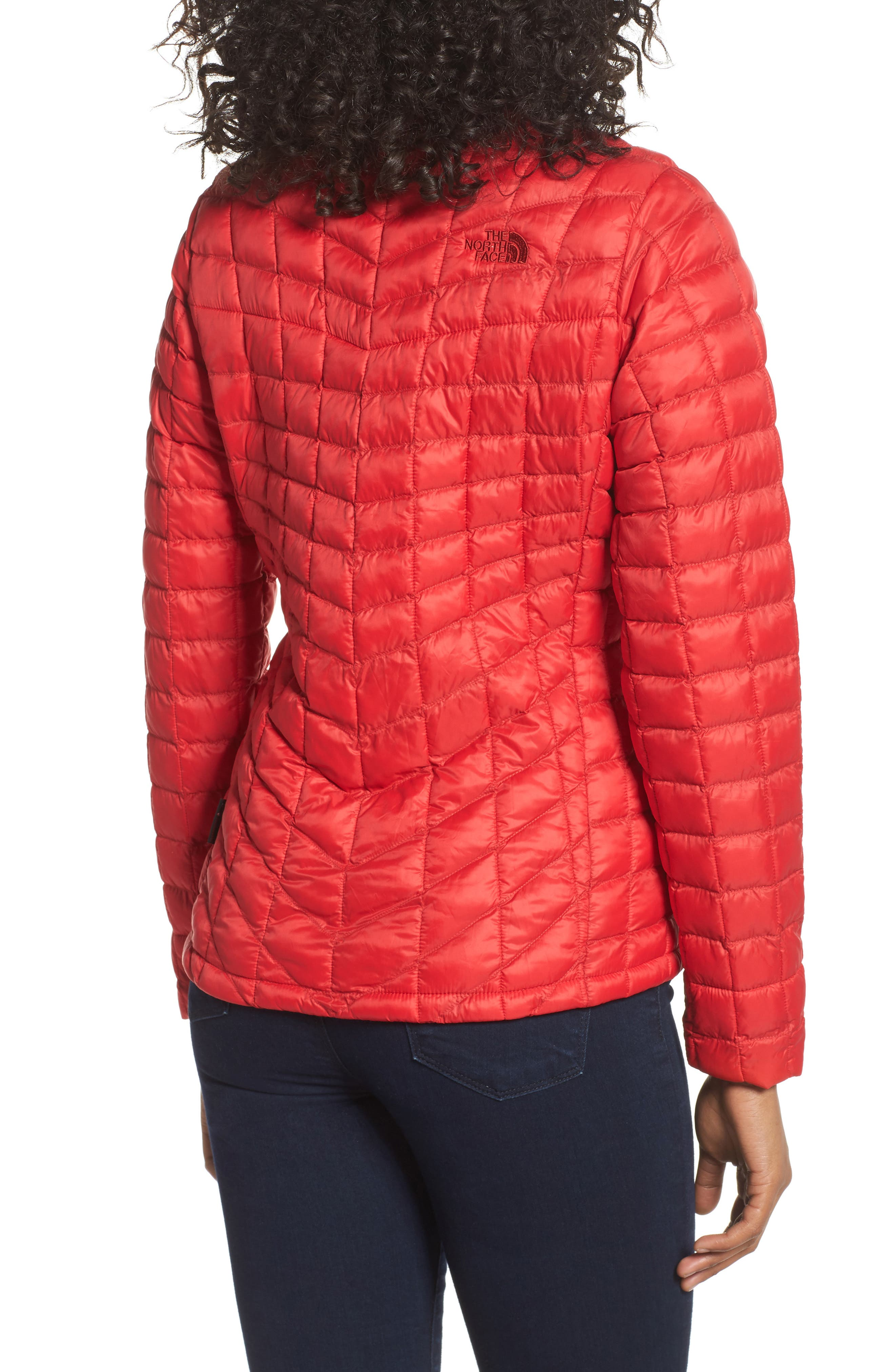 ThermoBall<sup>™</sup> PrimaLoft<sup>®</sup> Jacket,                             Alternate thumbnail 2, color,                             Tnf Red