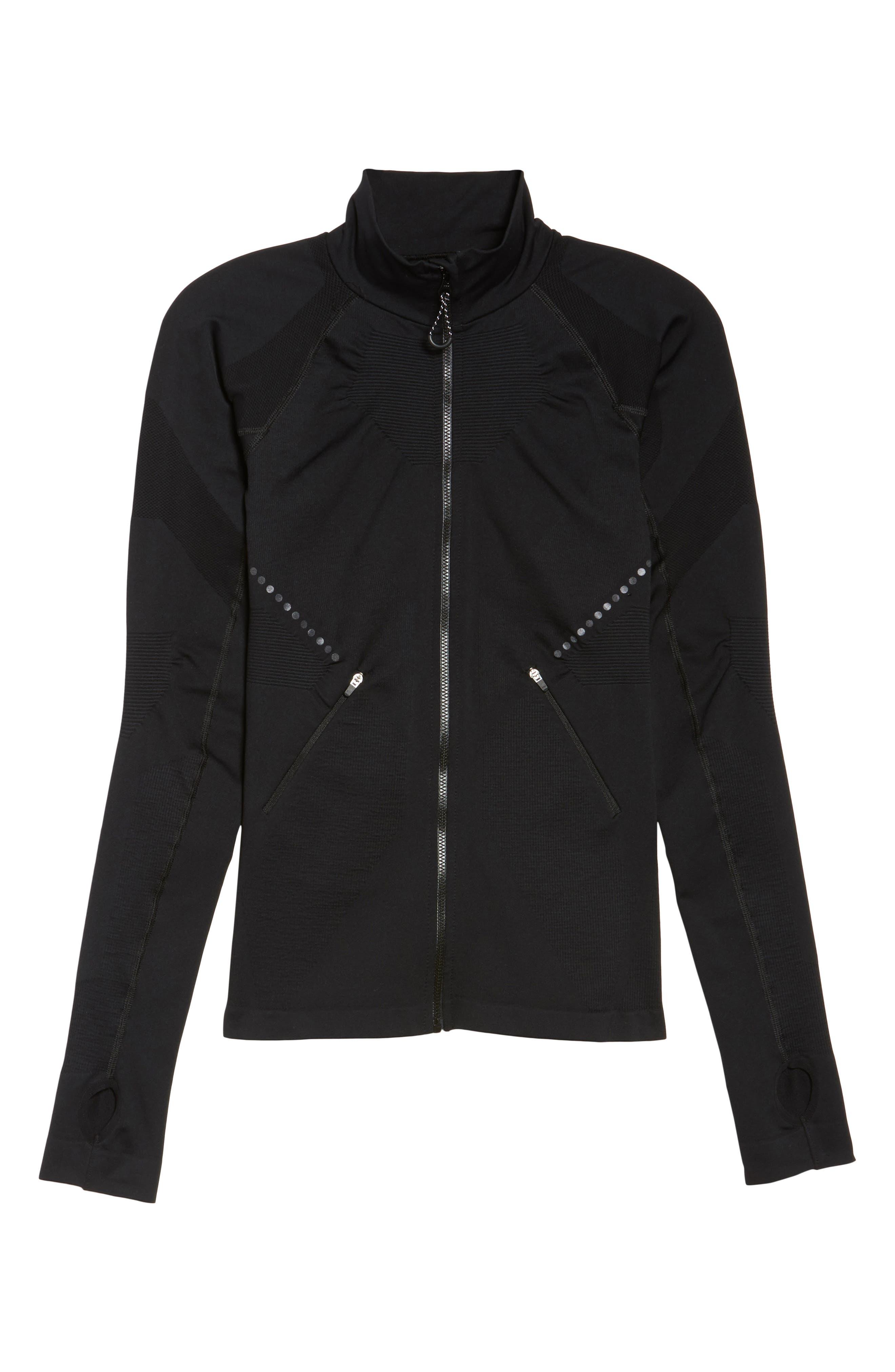 Blackout Jacket,                             Alternate thumbnail 7, color,                             Black