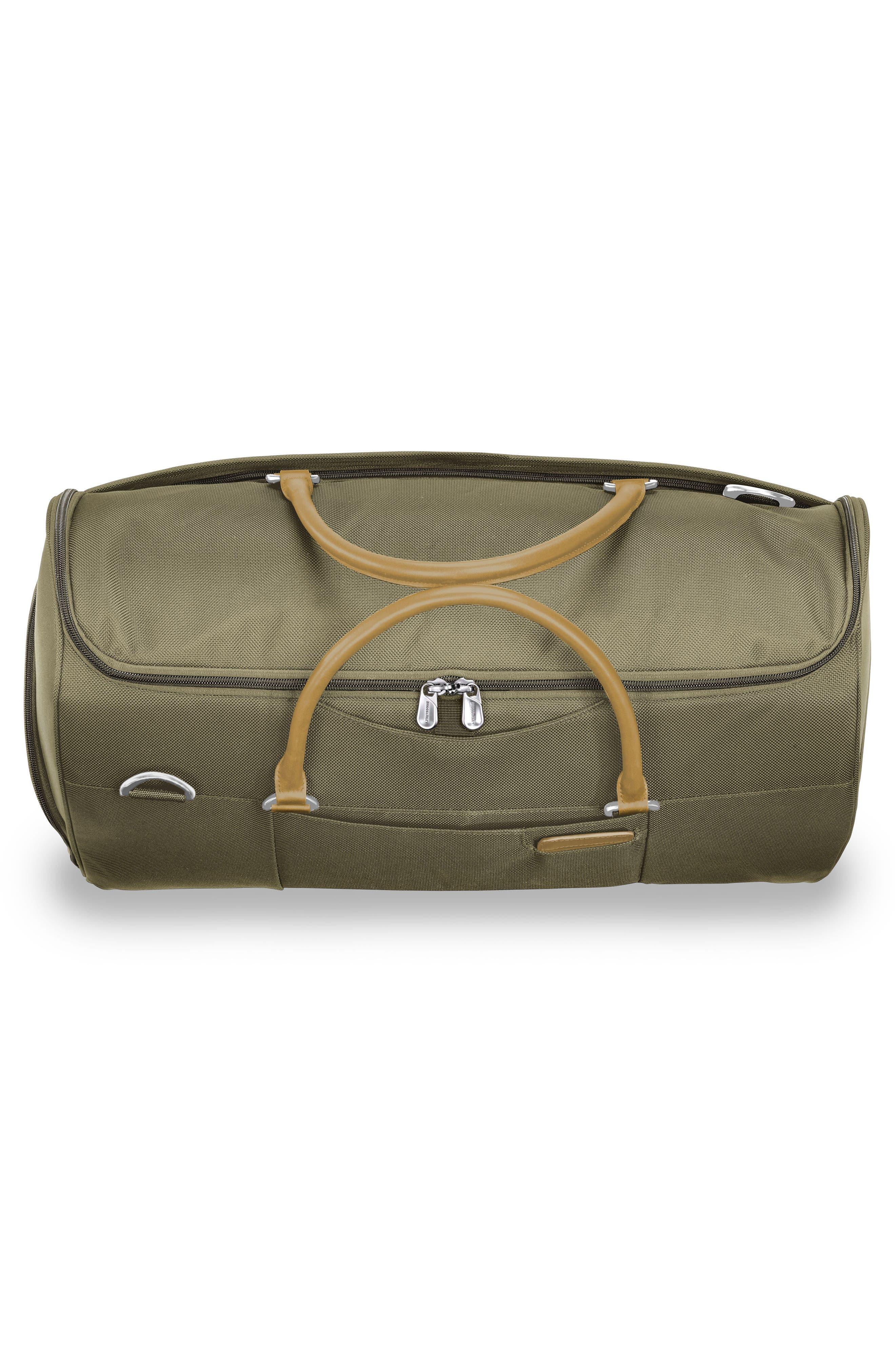 Alternate Image 8  - Briggs & Riley Baseline Suiter Duffel Bag
