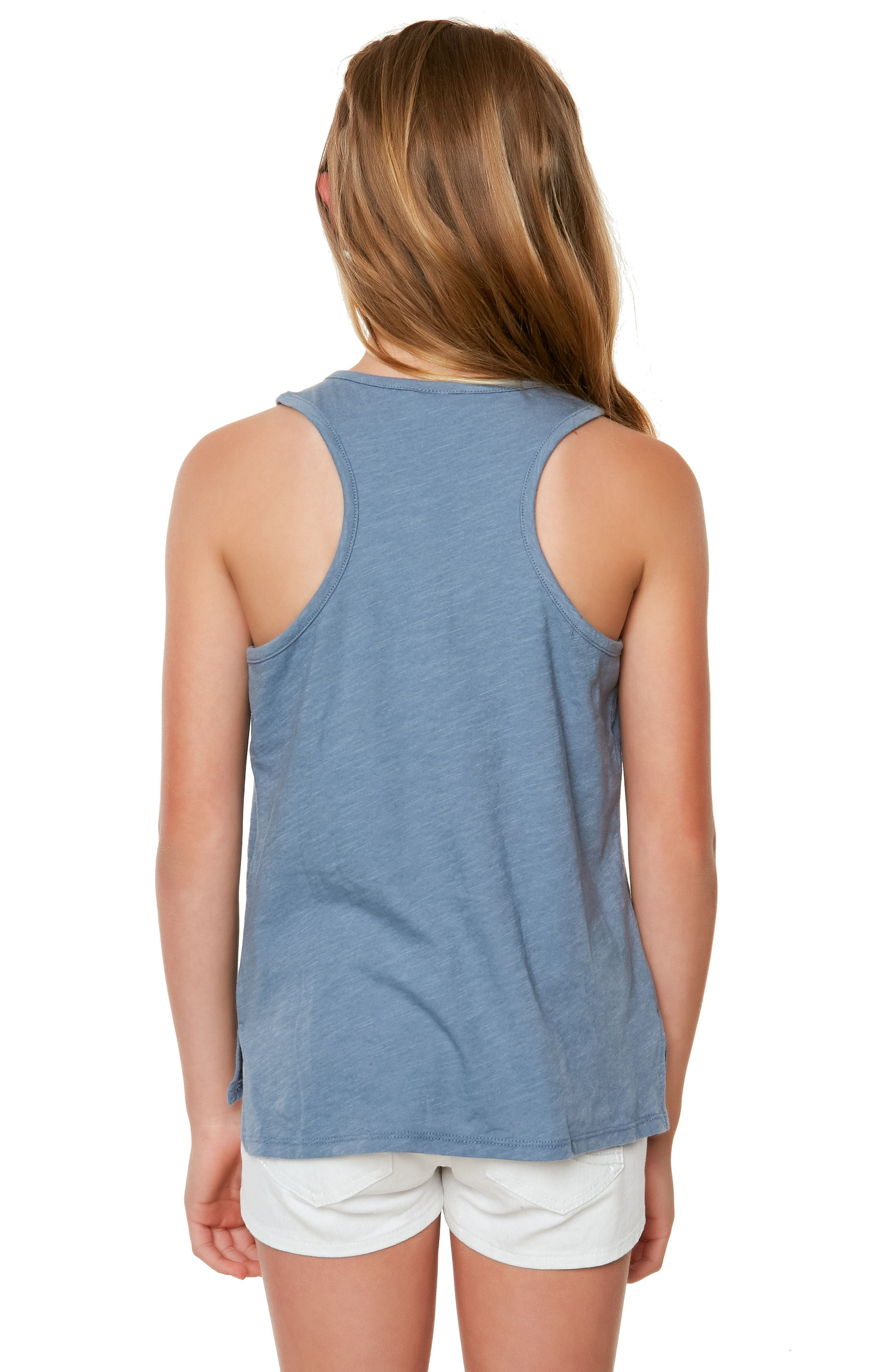 Alternate Image 2  - O'Neill Surfer Girl Graphic Tank (Big Girls)