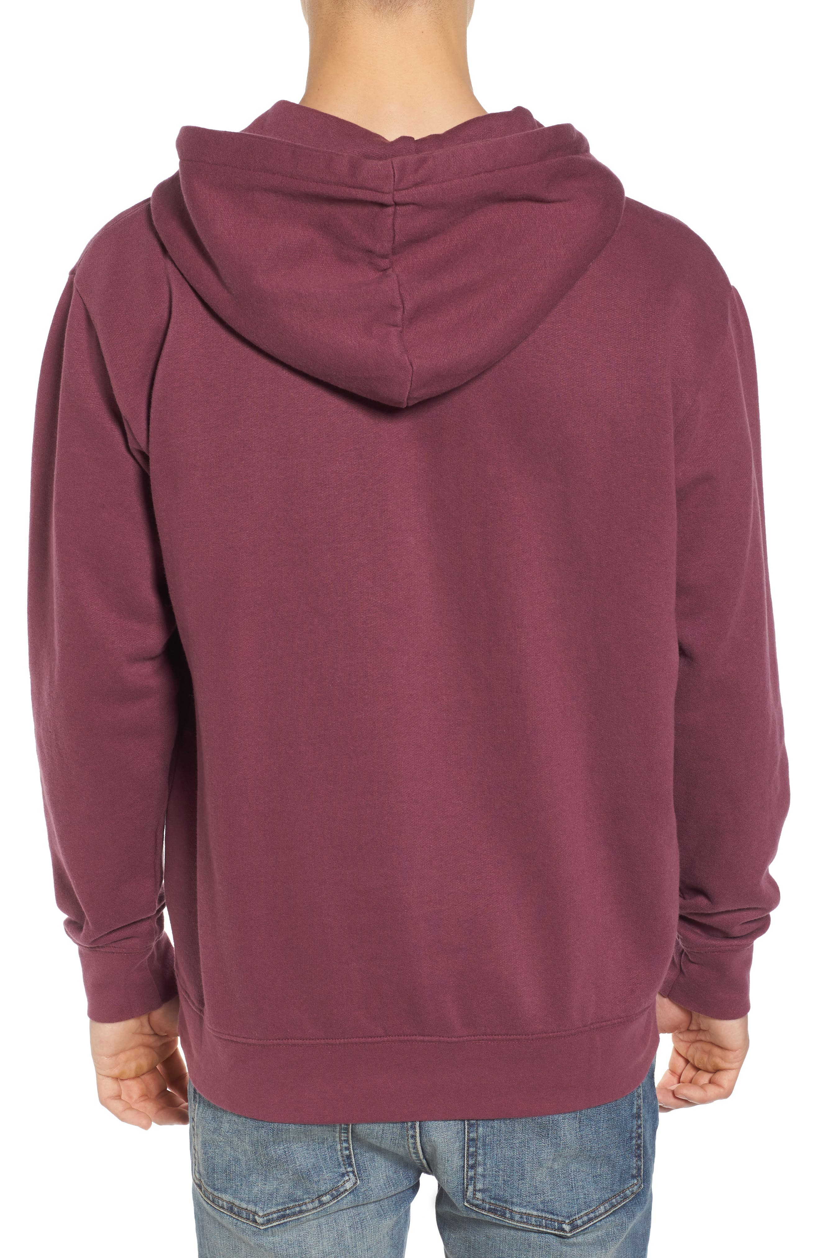 Alternate Image 2  - Obey Ennet Hooded Pullover
