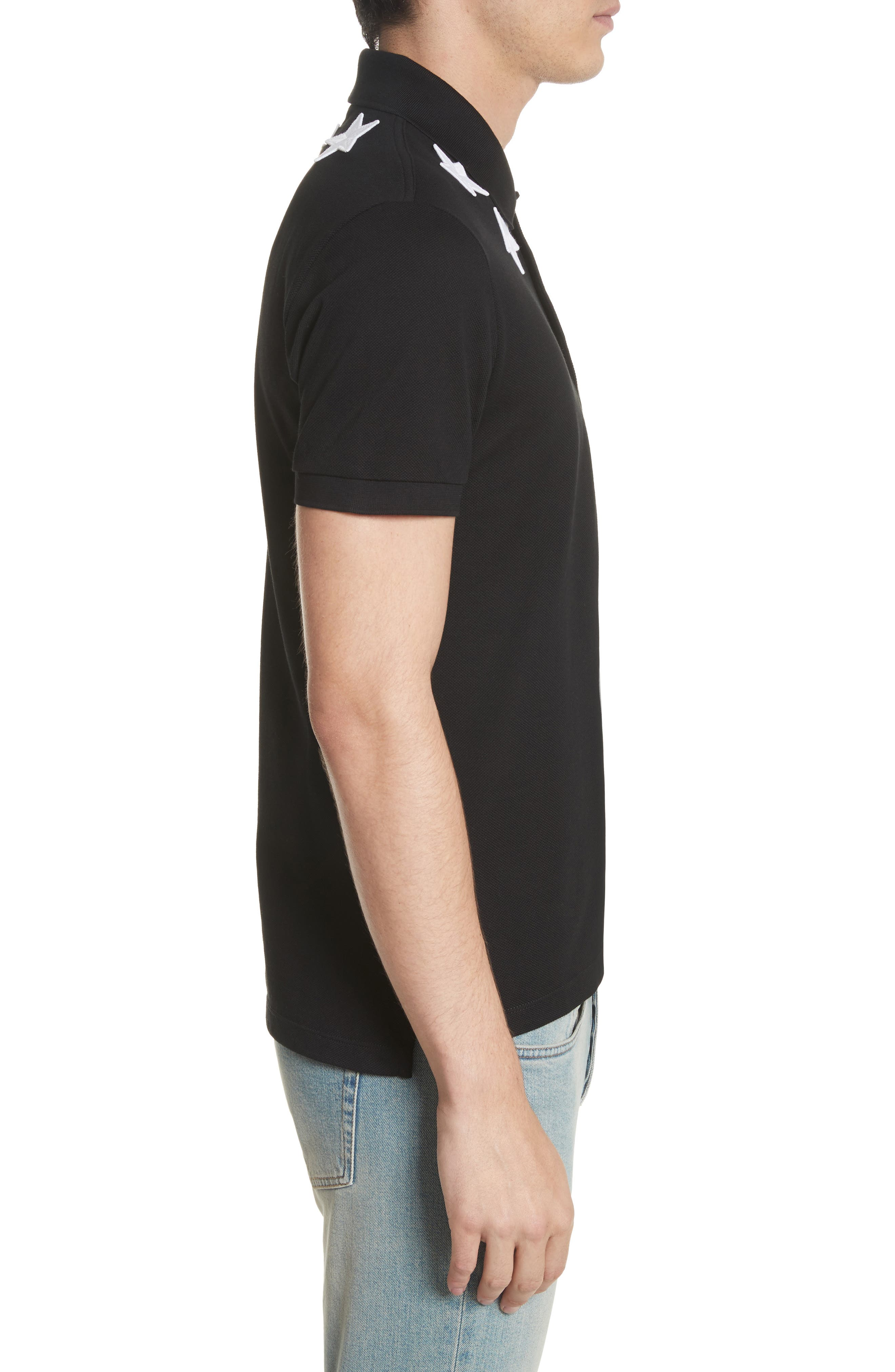 Alternate Image 3  - Givenchy Star Polo Shirt