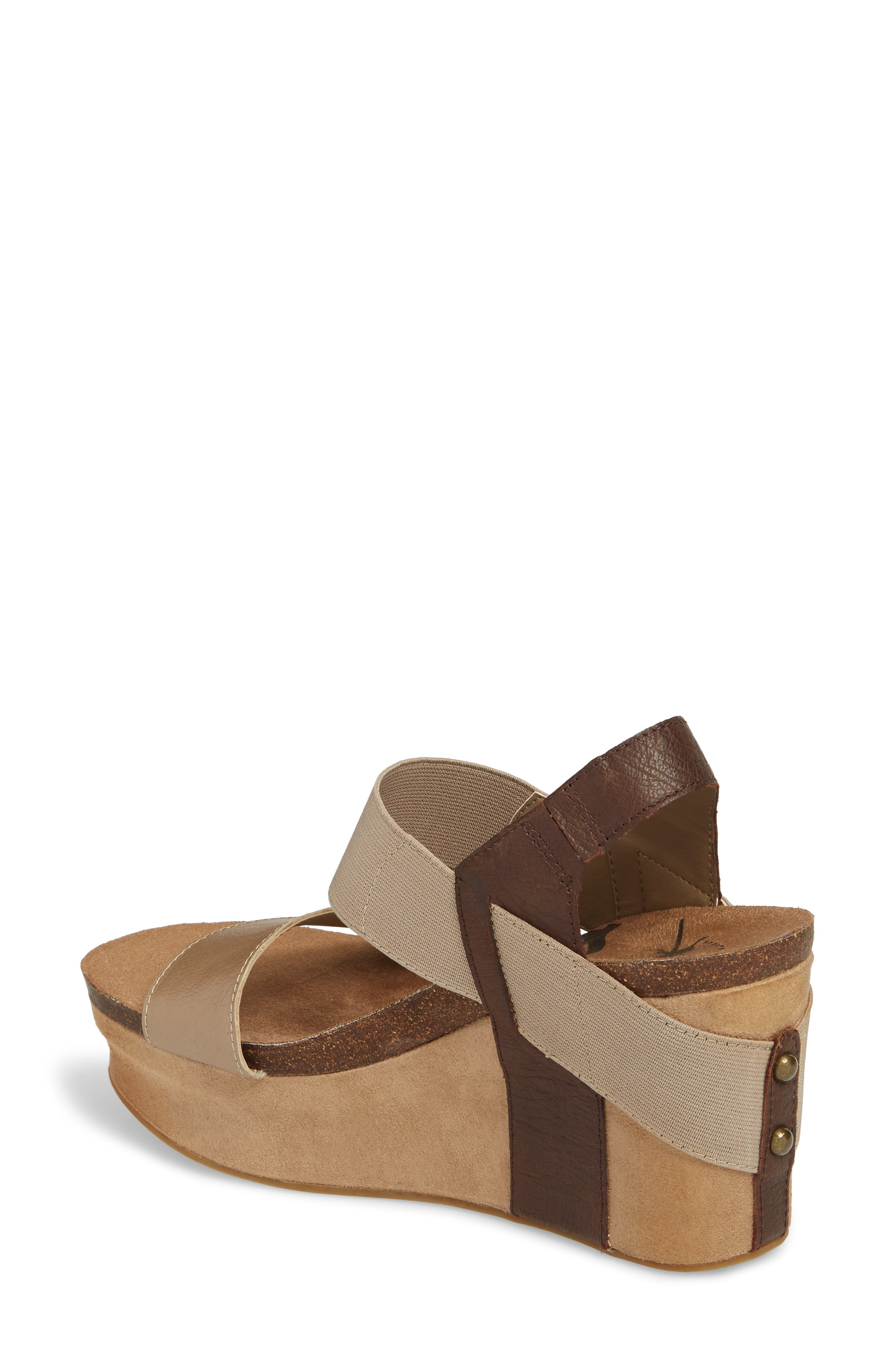 Alternate Image 2  - OTBT 'Bushnell' Wedge Sandal