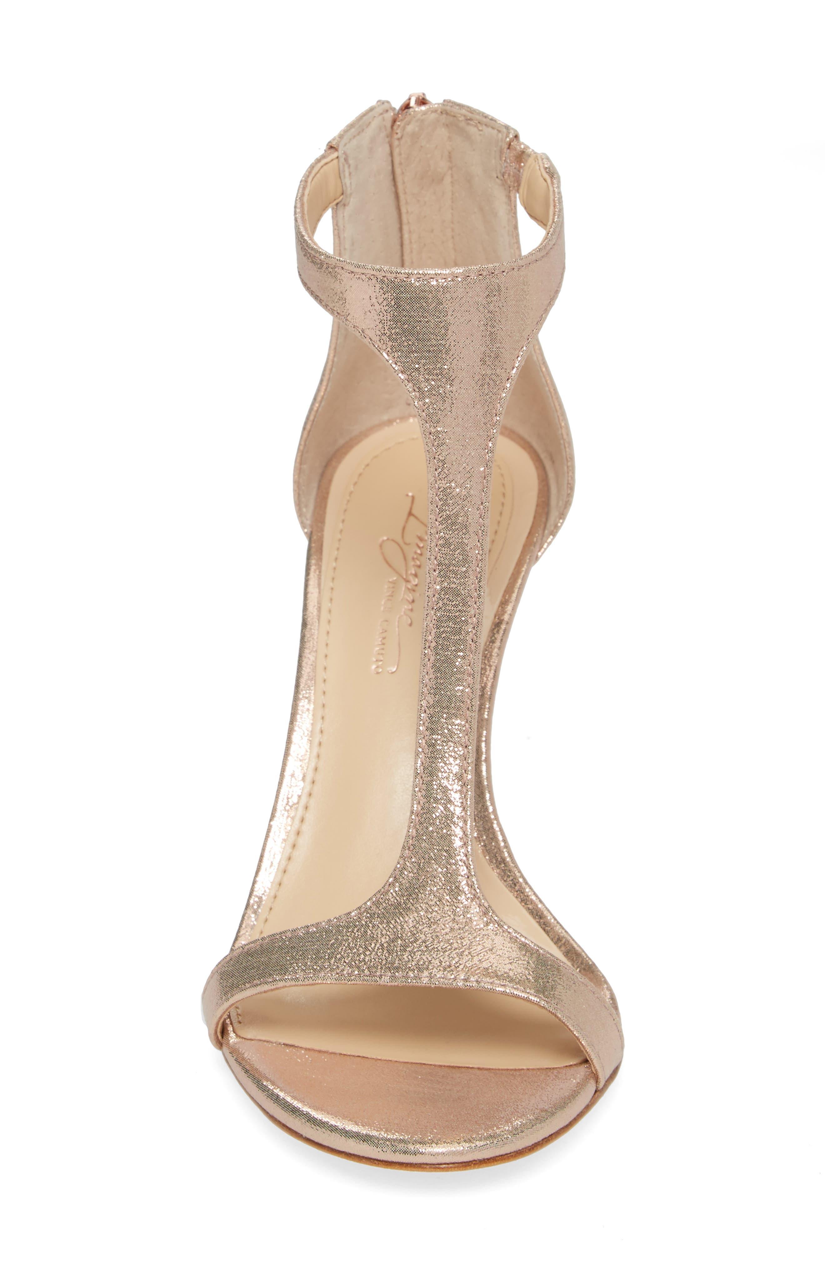 Alternate Image 4  - Imagine by Vince Camuto 'Phoebe' Embellished T-Strap Sandal (Women)
