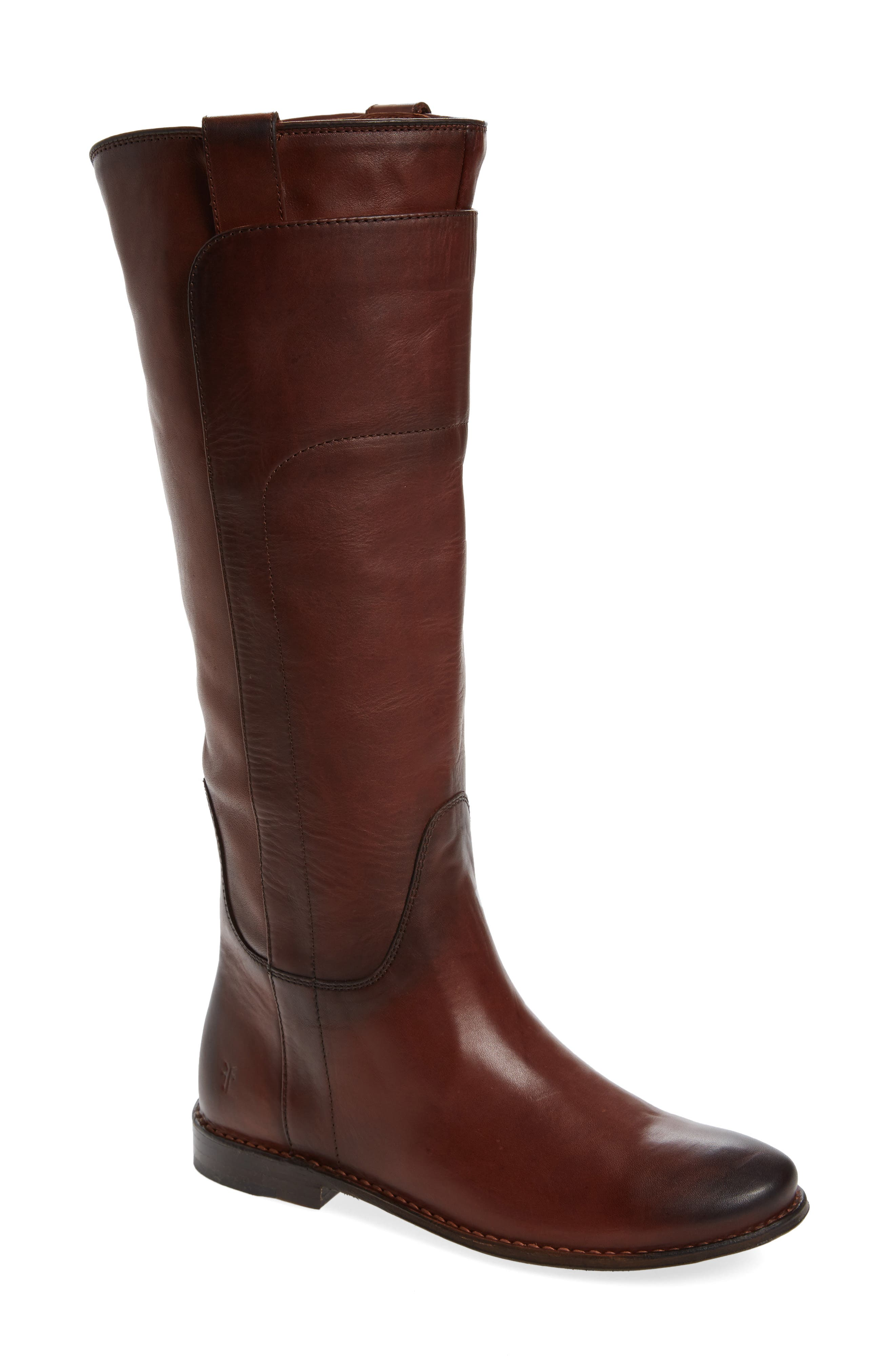 Alternate Image 1 Selected - Frye Paige Tall Riding Boot (Women)