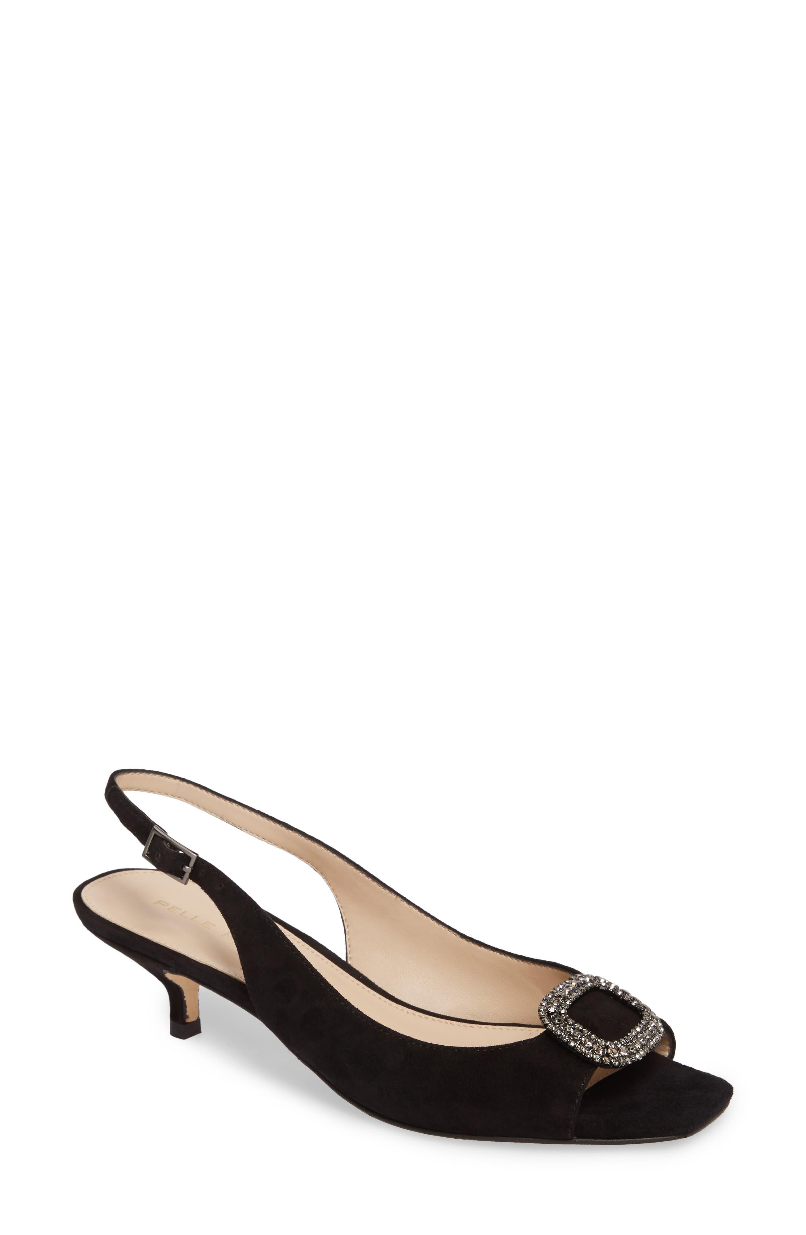 Alternate Image 1 Selected - Pelle Moda Fresca Slingback Sandal (Women)