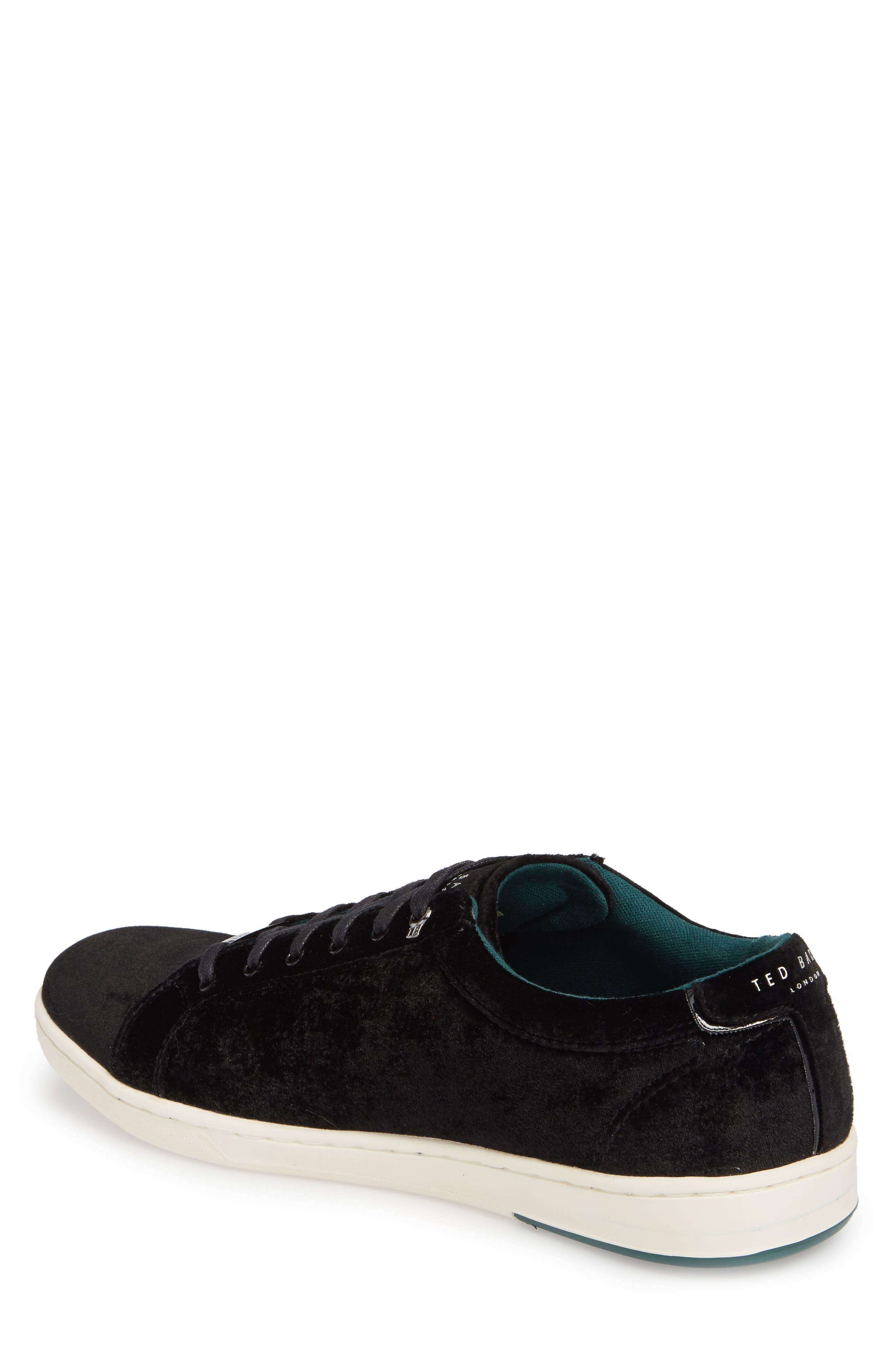 Lambrt Sneaker,                             Alternate thumbnail 2, color,                             Black