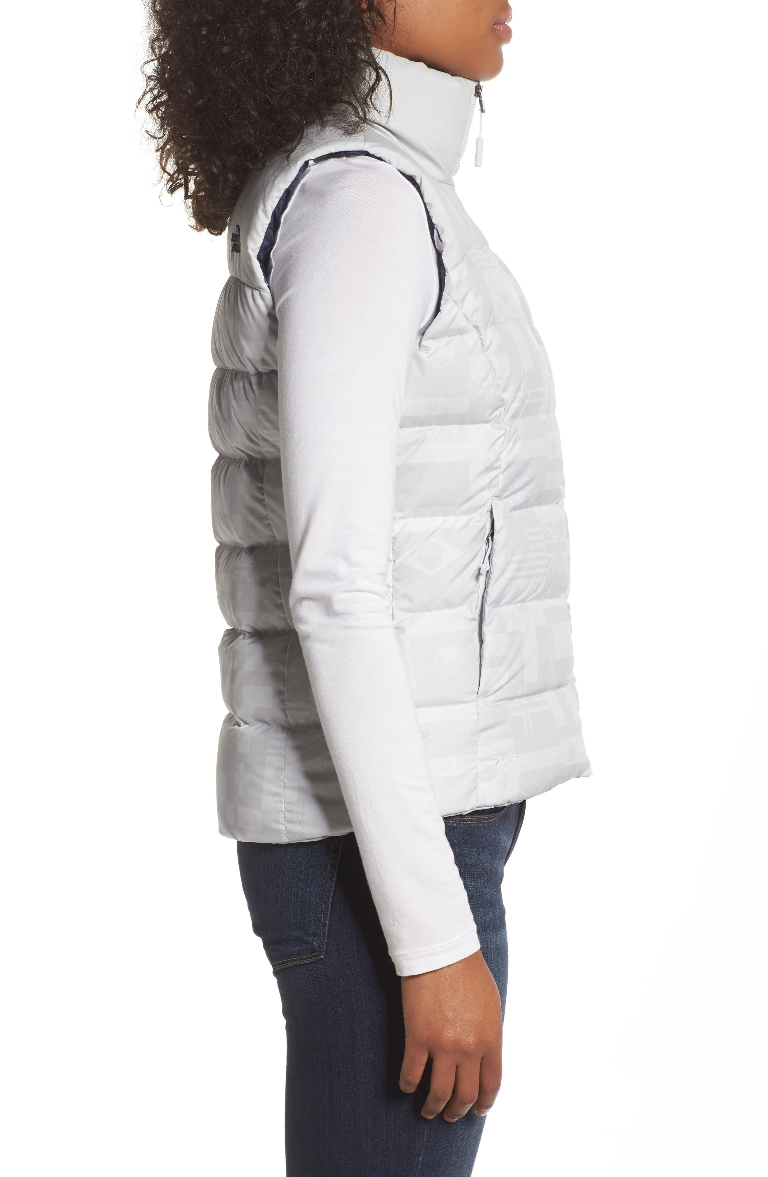 Alternate Image 3  - The North Face International Collection Nuptse 700-Fill Power Down Puffer Vest