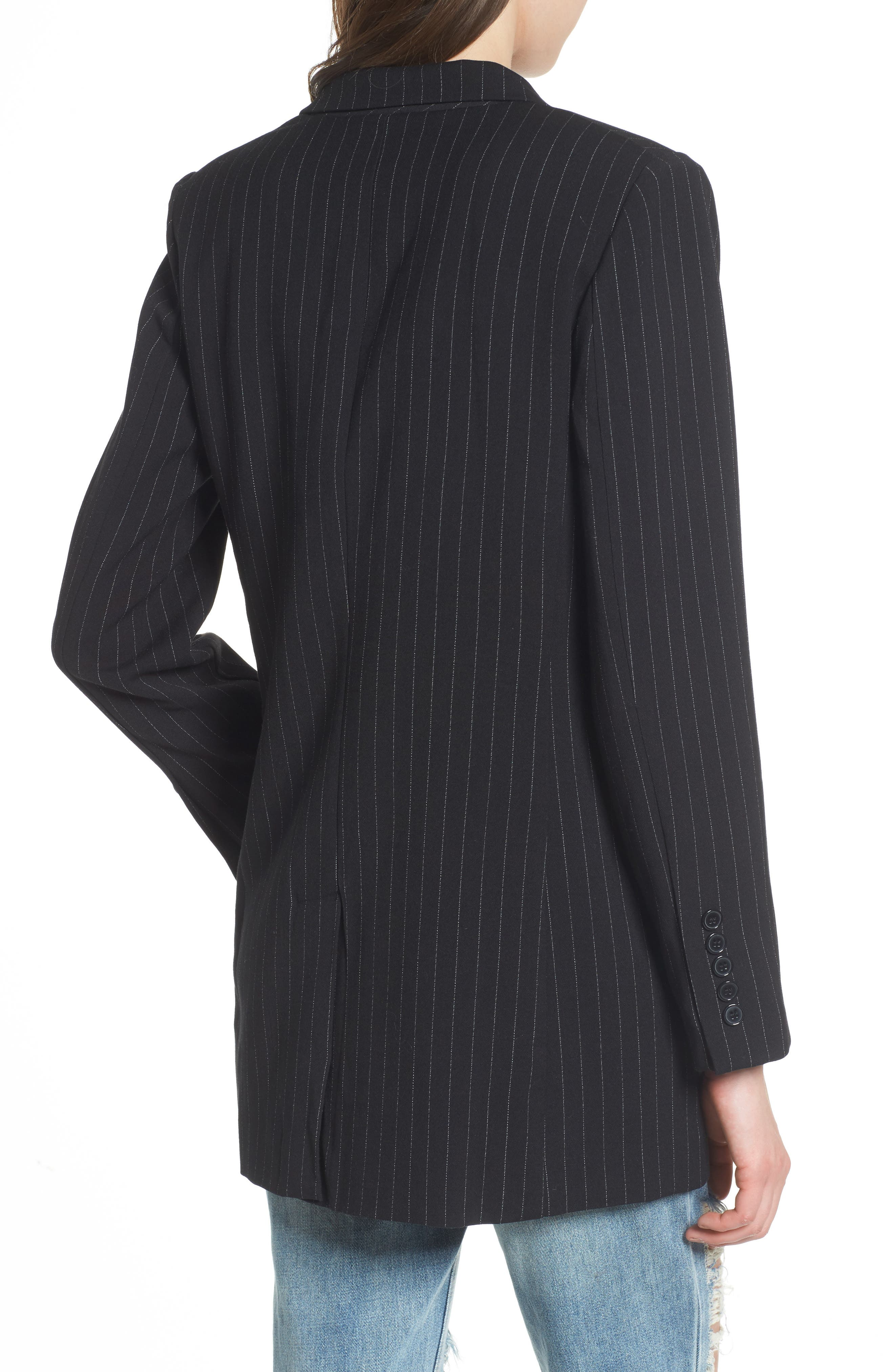 Nova Oversize Blazer,                             Alternate thumbnail 2, color,                             Menswear Suiting
