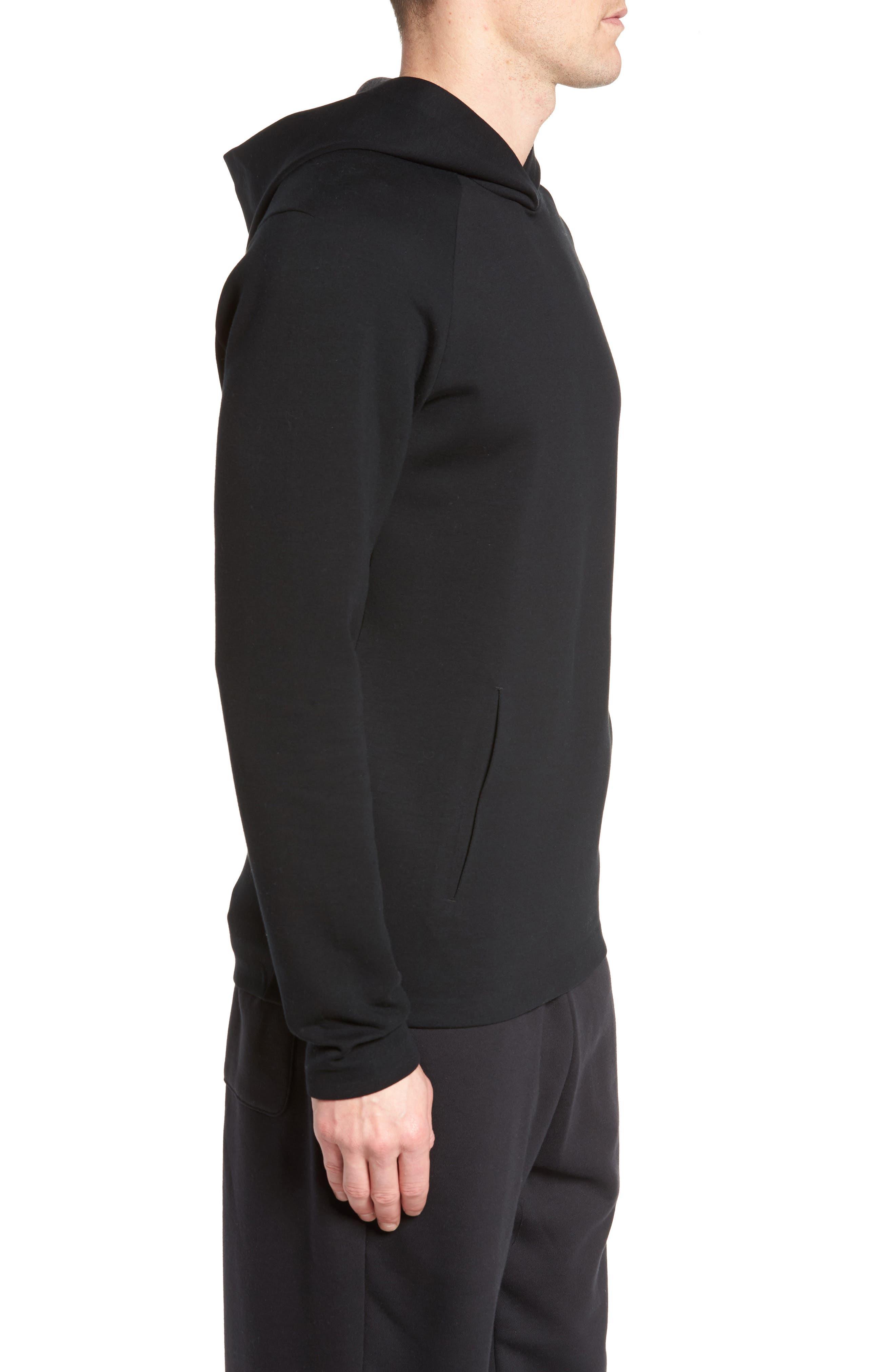 Alternate Image 3  - Ryu Ethos Cotton Blend Hoodie