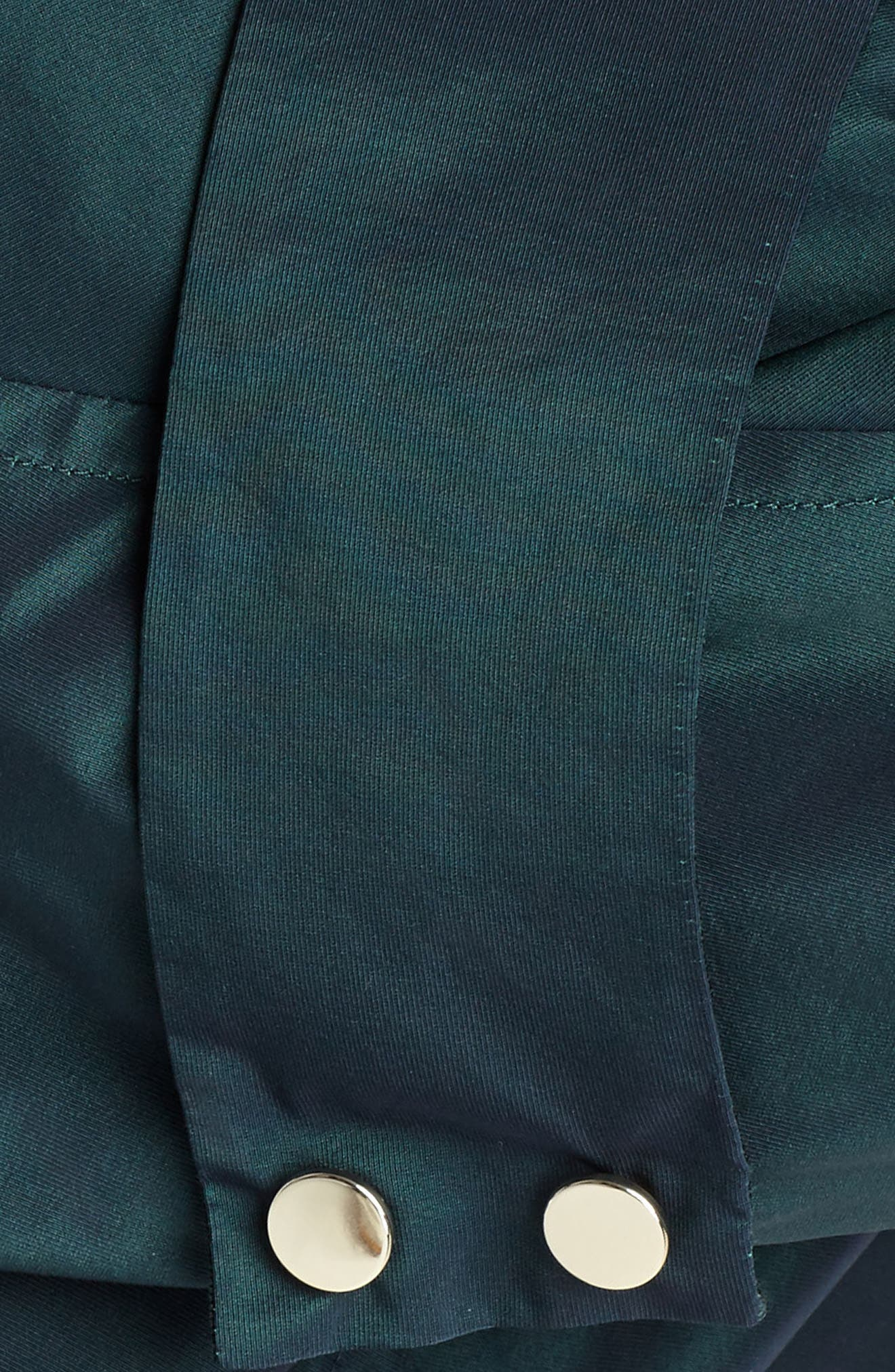 Markus Empirical Tech Cloth Jacket,                             Alternate thumbnail 4, color,                             Blue Spruce Iridescent