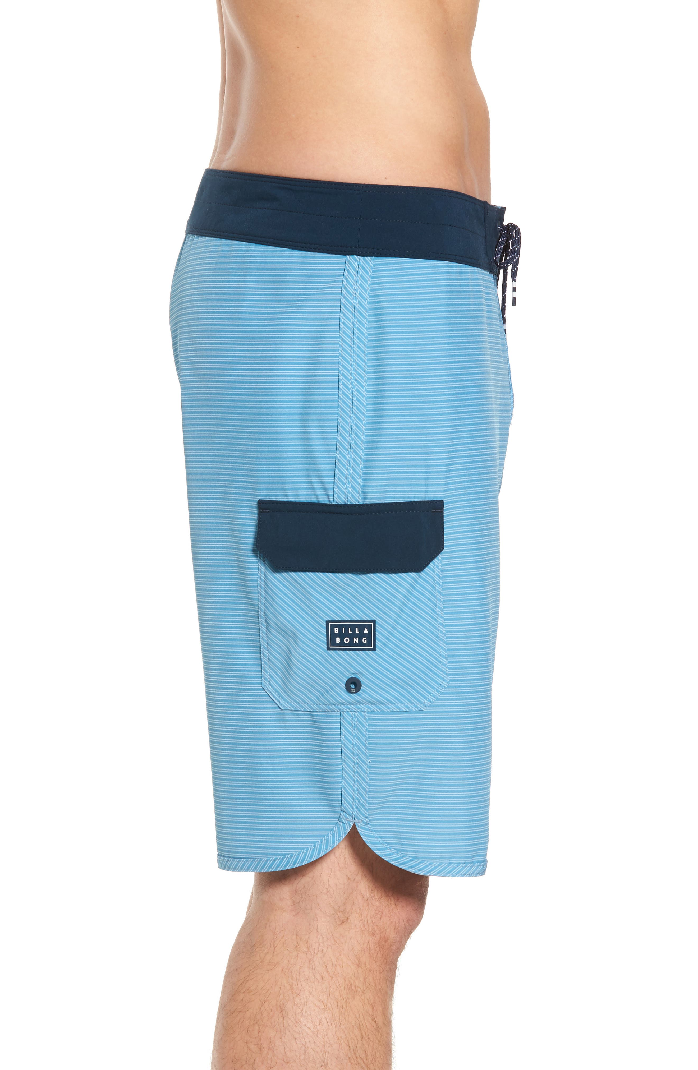 Alternate Image 4  - Billabong 73 X Board Shorts