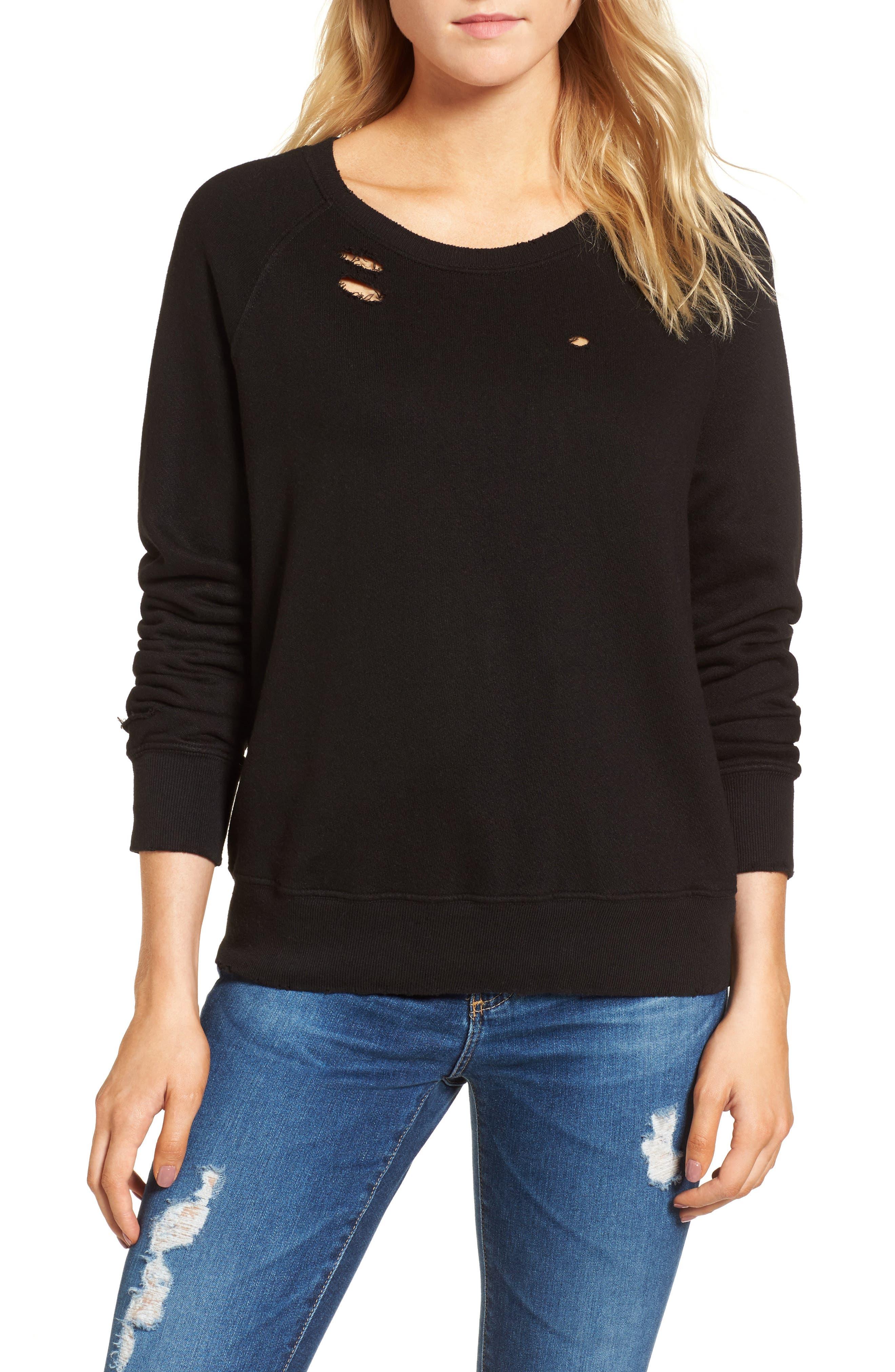 n:PHILANTHROPY Belize Deconstructed Sweatshirt