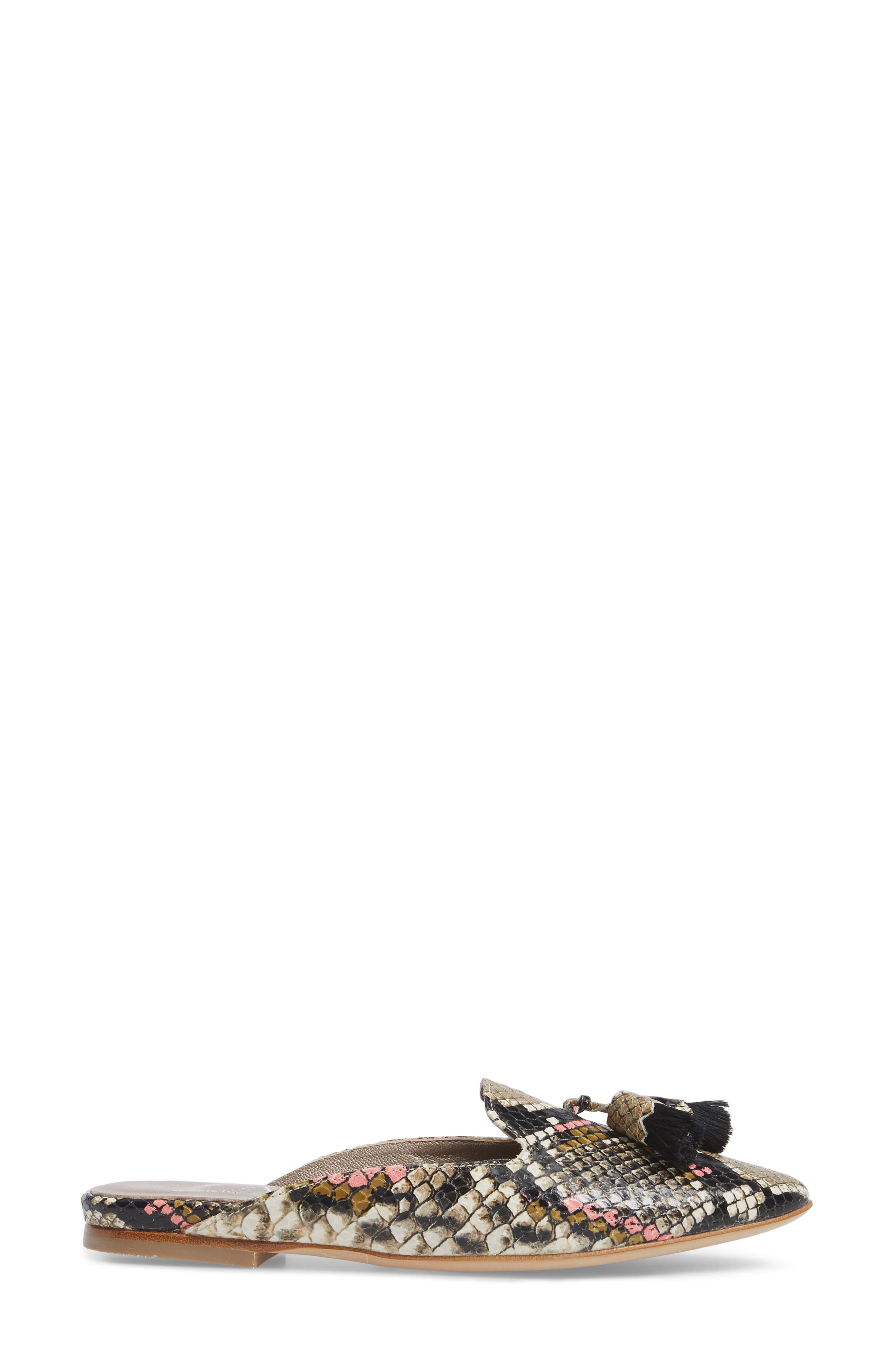 Alternate Image 3  - AGL Tassel Loafer Mule (Women)