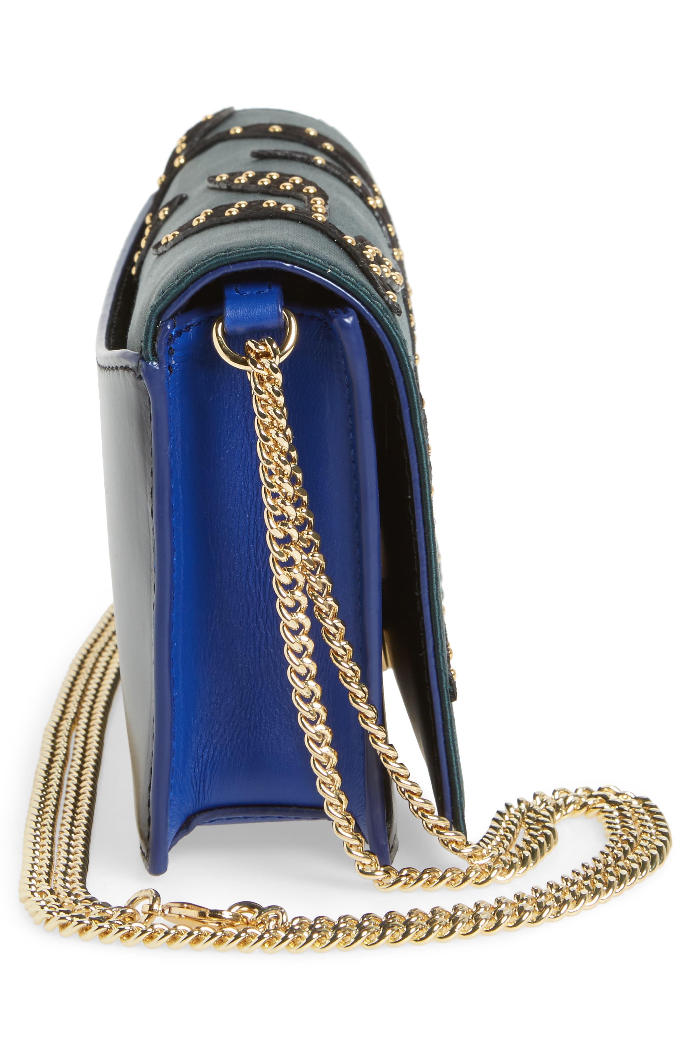 Alternate Image 5  - Diane von Furstenberg Soirée Convertible Crossbody Bag