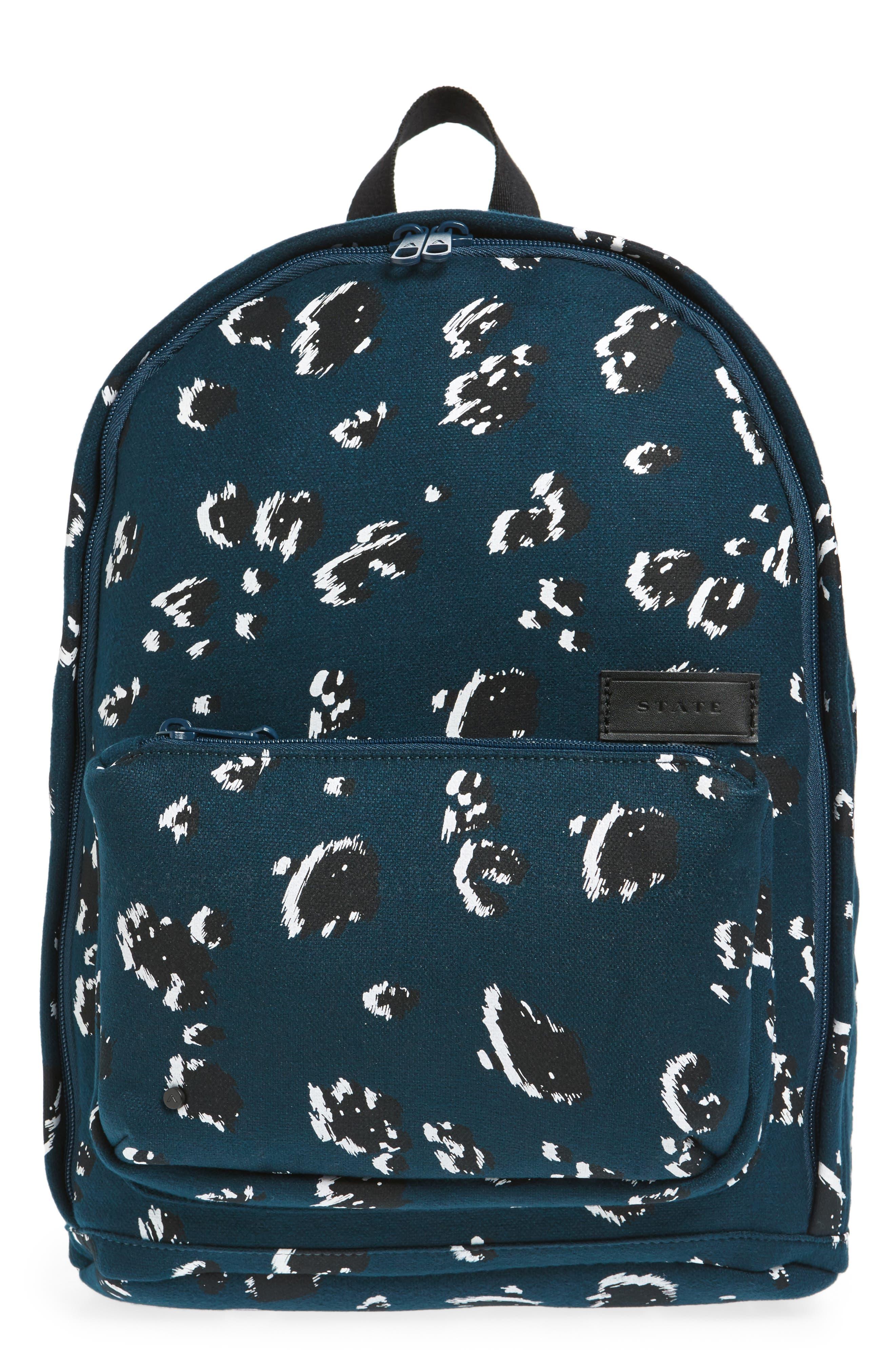 Alternate Image 1 Selected - STATE Bags Slim Lorimer Backpack