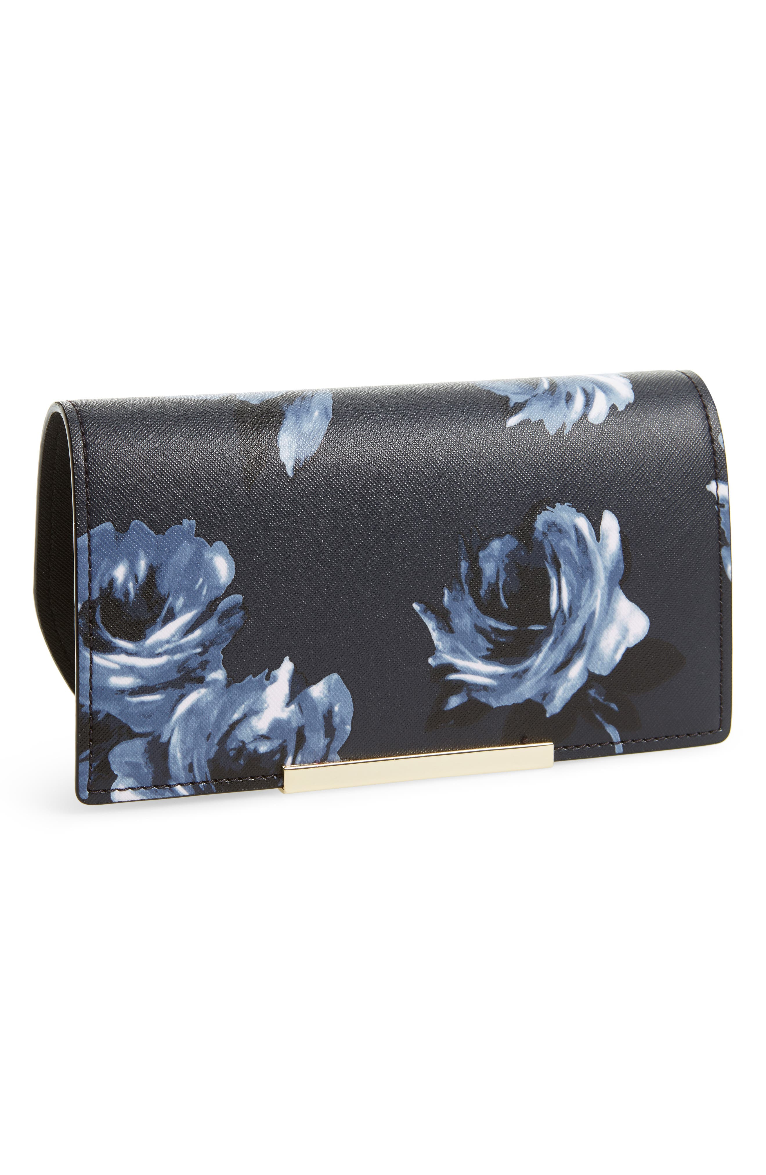 Alternate Image 1 Selected - kate spade new york make it mine night rose snap-on accent flap