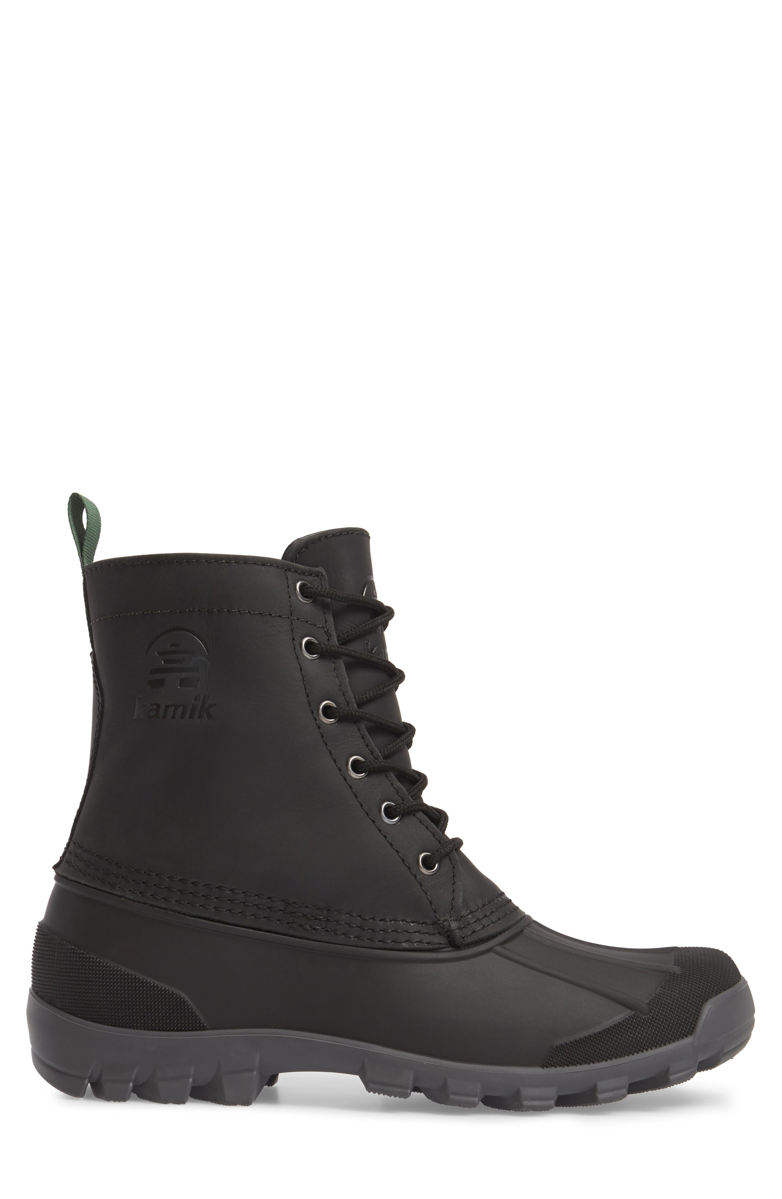 Alternate Image 3  - Kamik Yukon 6 Waterproof Insulated Three-Season Boot (Men)