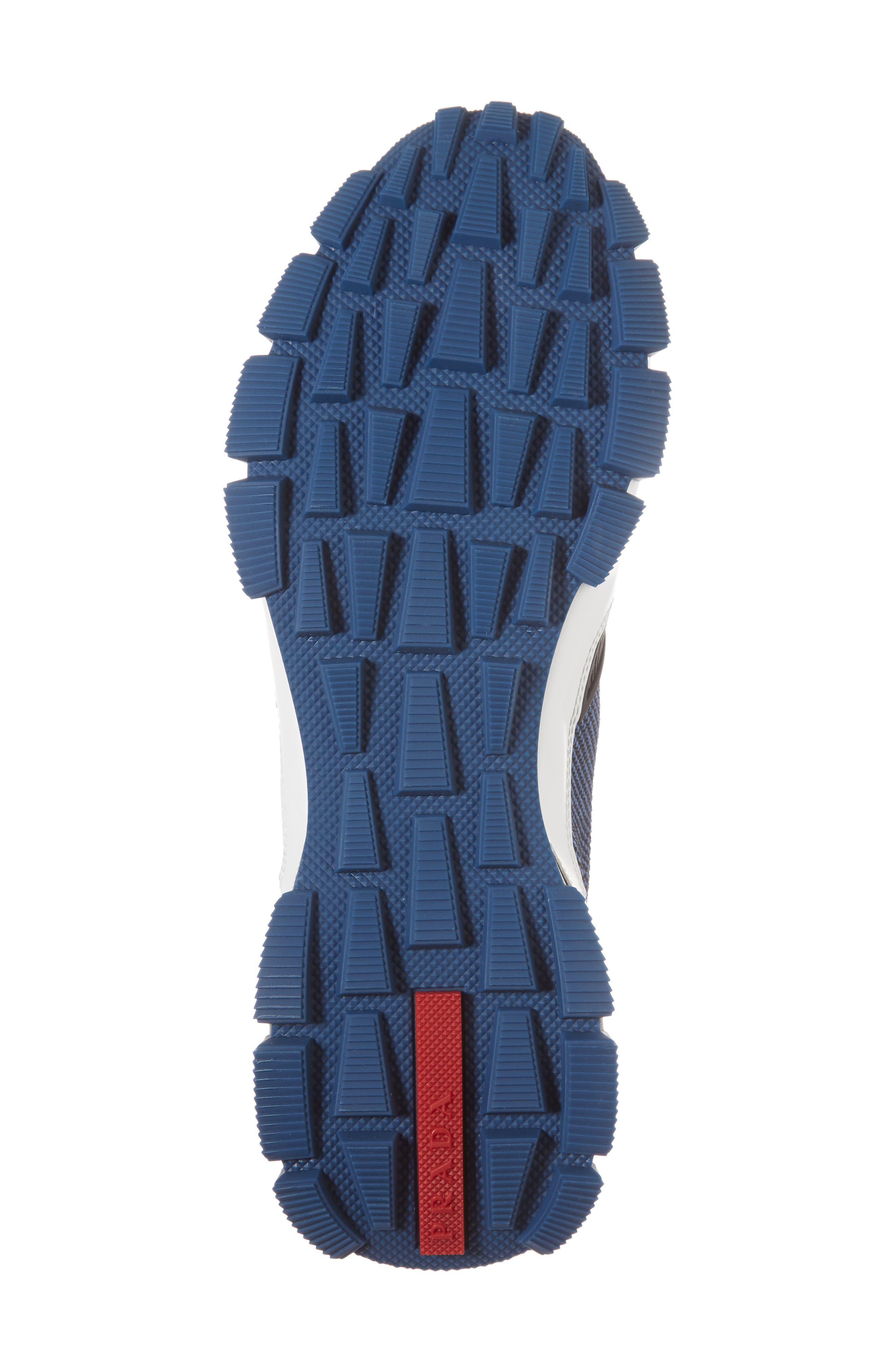 Alternate Image 6  - Prada Linea Rossa Tech Lug Sneaker (Men)