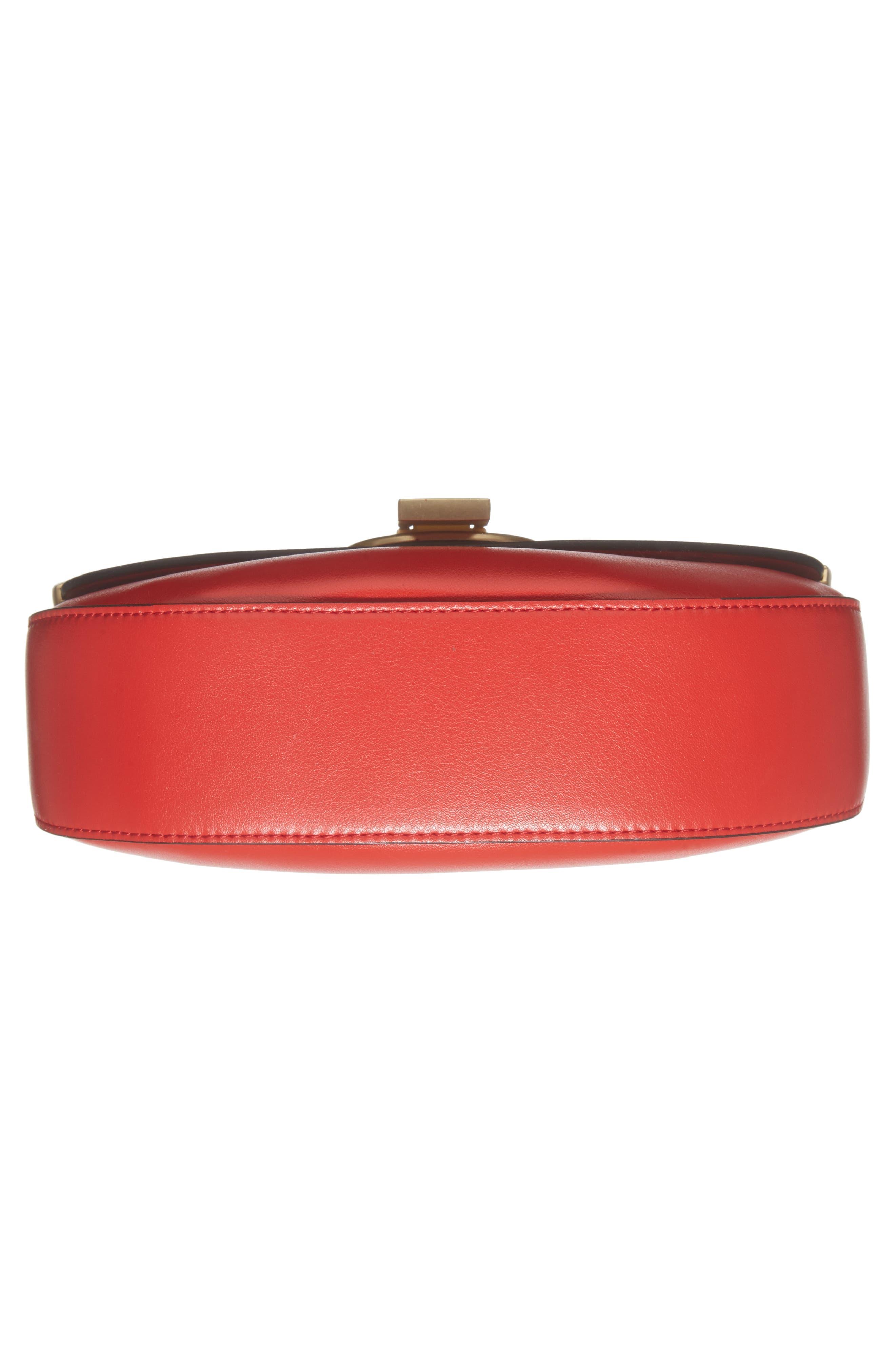 Alternate Image 6  - Céline Dion Octave Leather Crossbody Bag