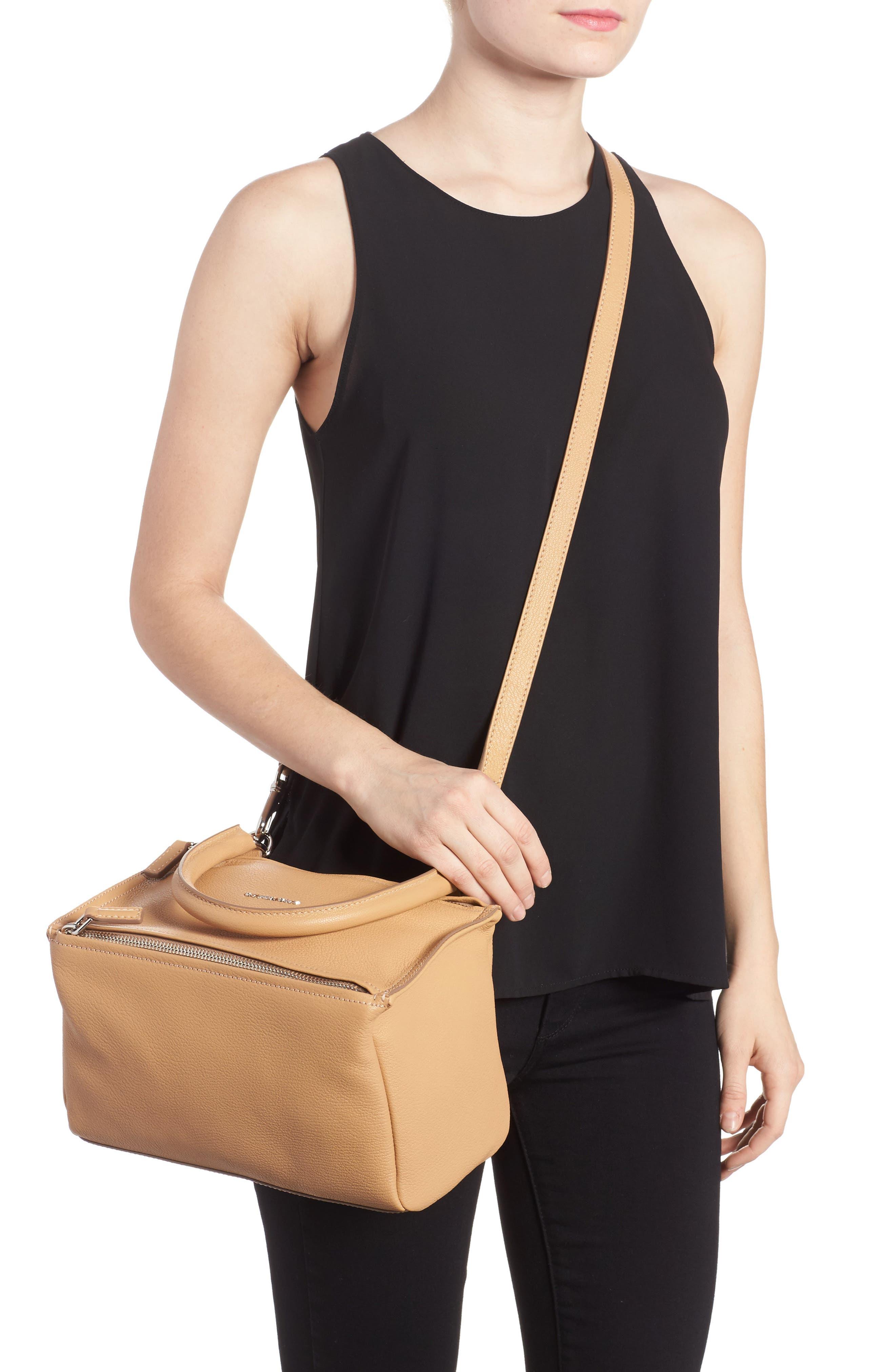 Alternate Image 2  - Givenchy 'Small Pandora' Leather Satchel