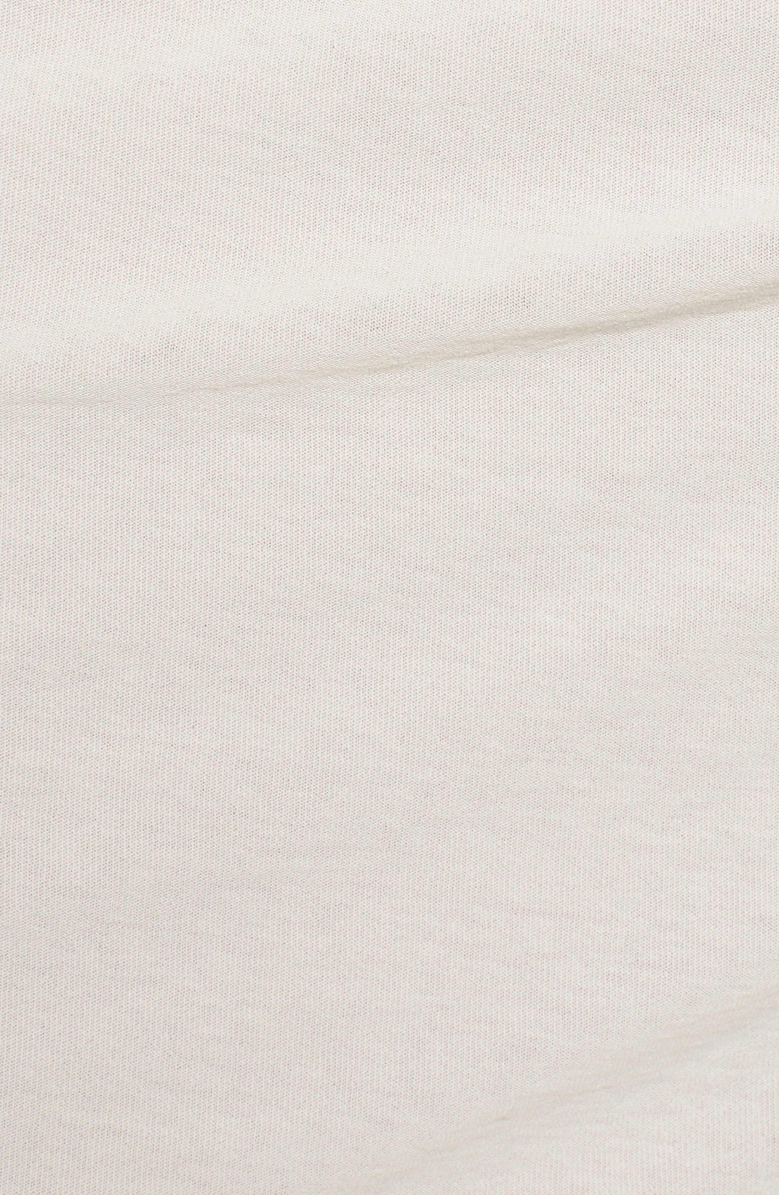 Shirred Cotton Dress,                             Alternate thumbnail 5, color,                             Dapple