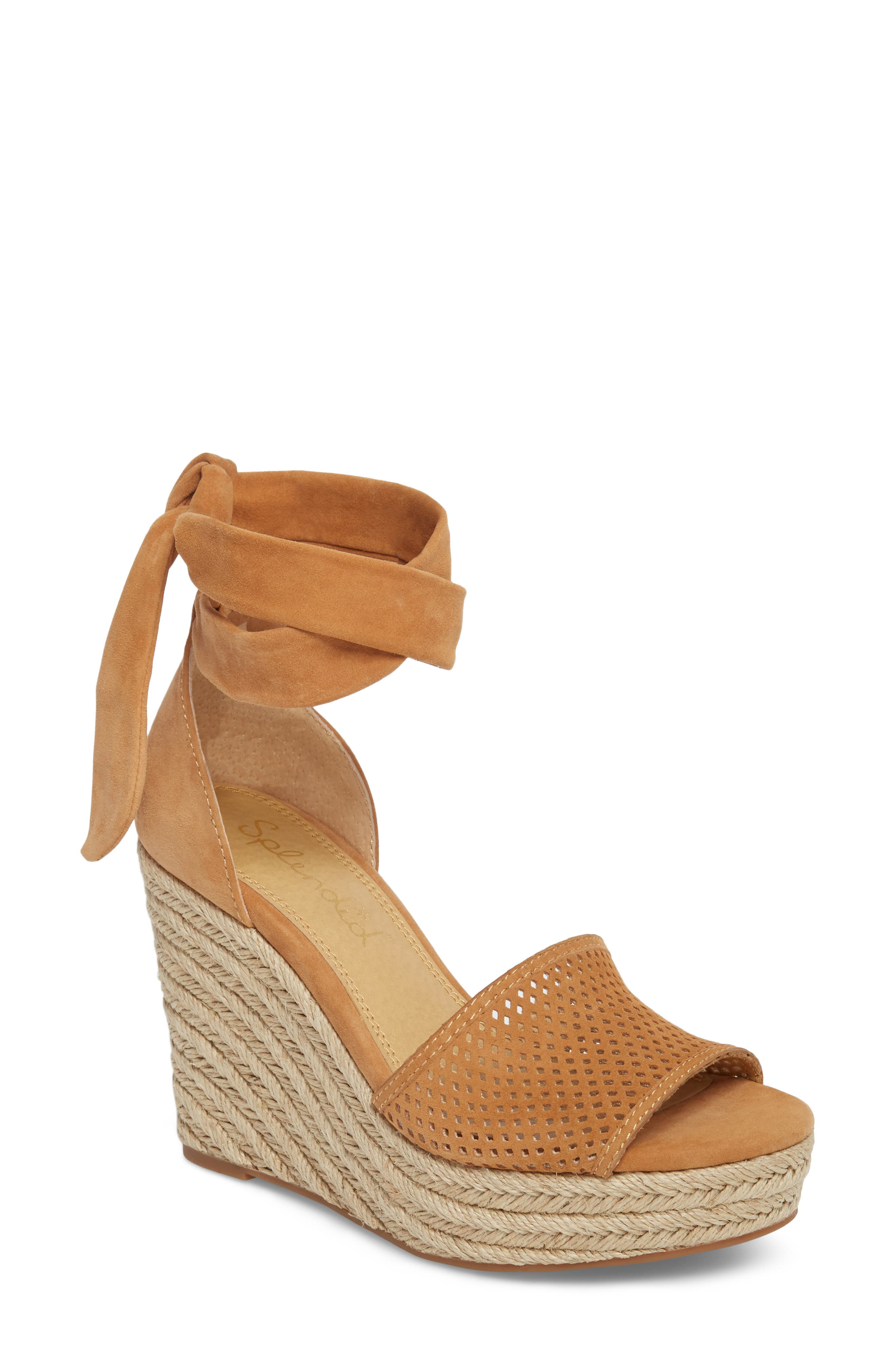 Splendid Bentley Espadrille Wedge Sandal (Women)