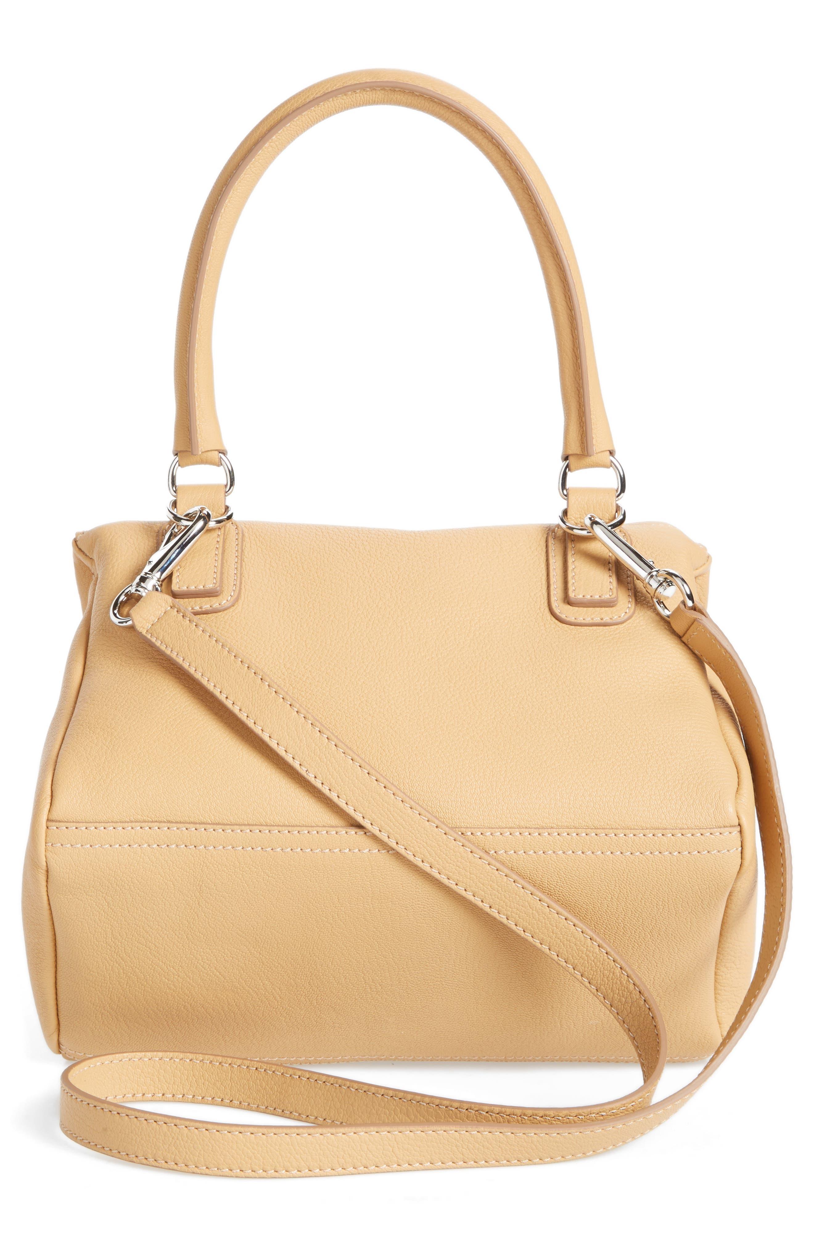 Alternate Image 3  - Givenchy 'Small Pandora' Leather Satchel