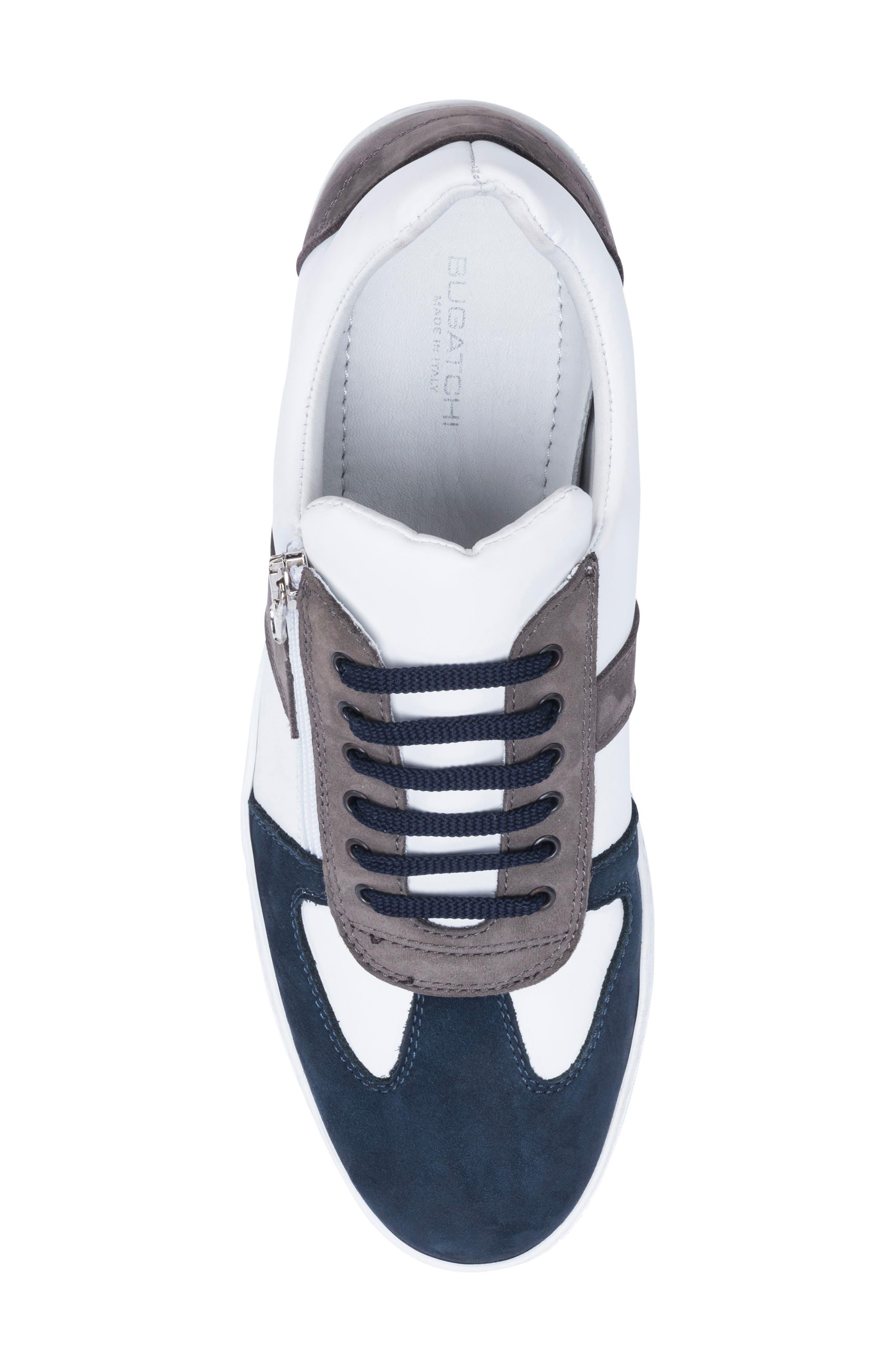 Calabria Sneaker,                             Alternate thumbnail 5, color,                             White
