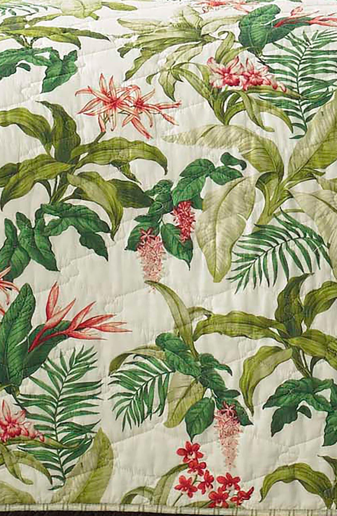 Monte Verde Quilt,                             Alternate thumbnail 3, color,                             Medium Green