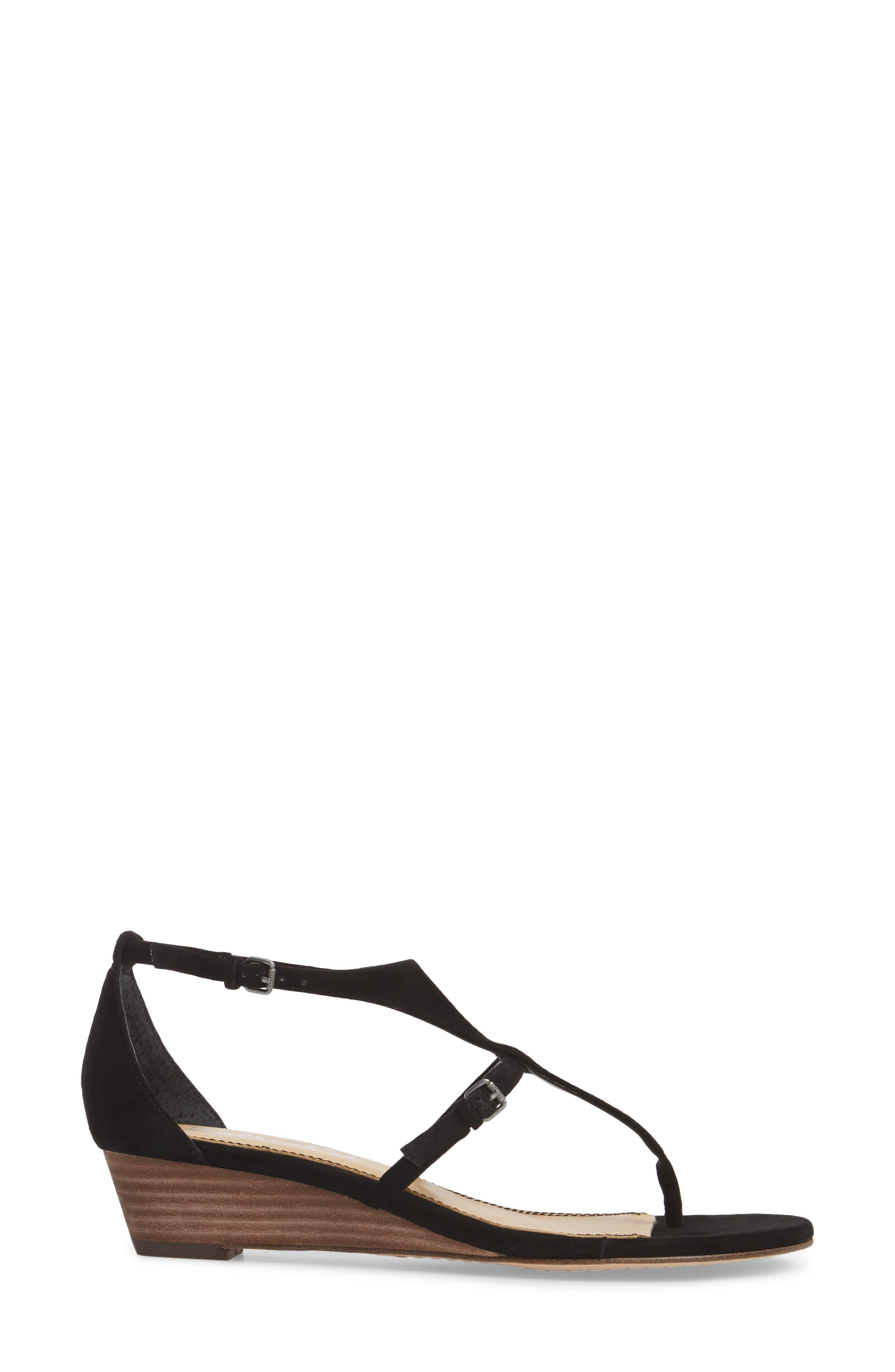 Alternate Image 3  - Splendid Brooklyn V-Strap Wedge Sandal (Women)