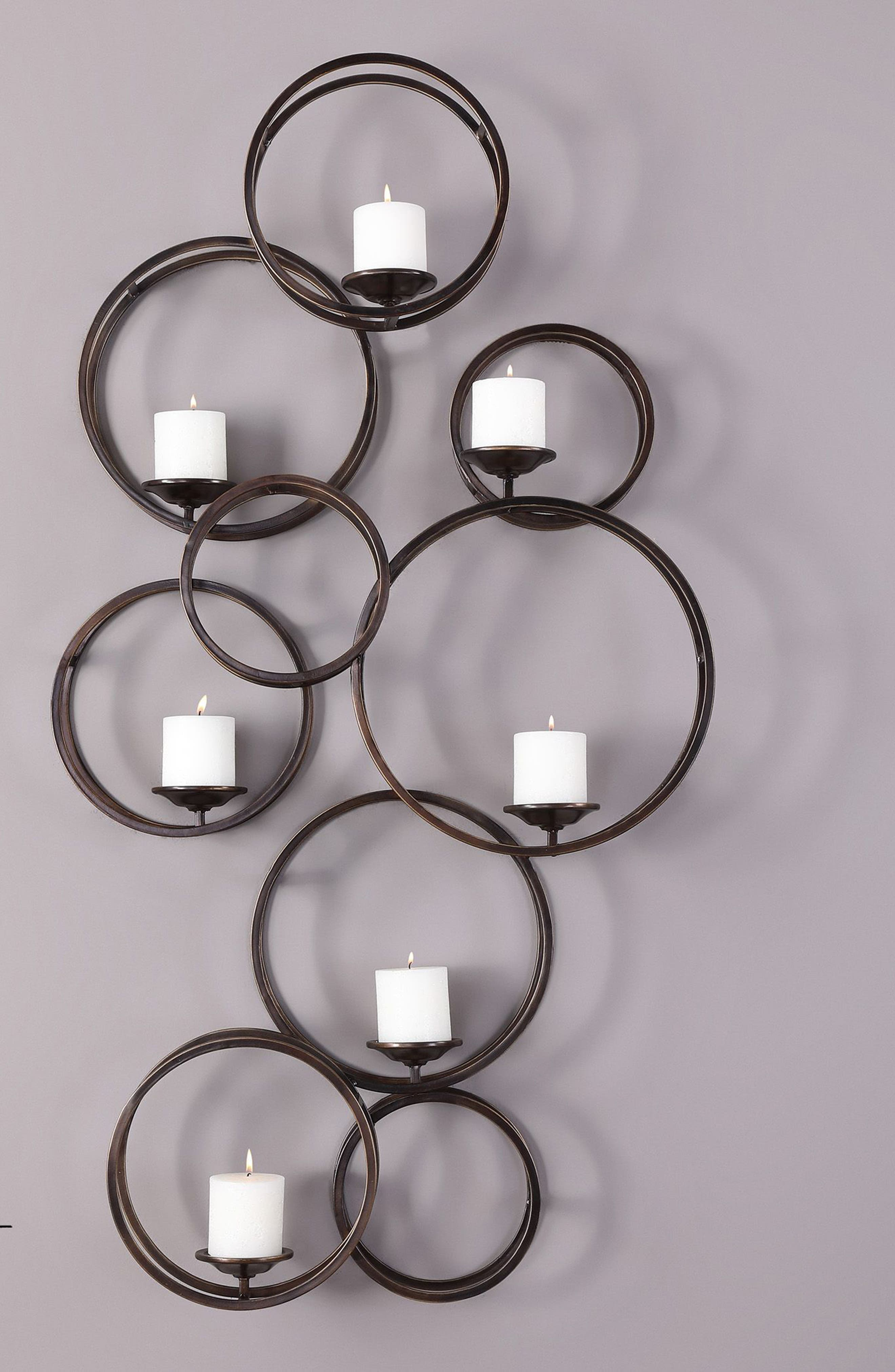 Alternate Image 3  - Uttermost Liya Wall Sconce