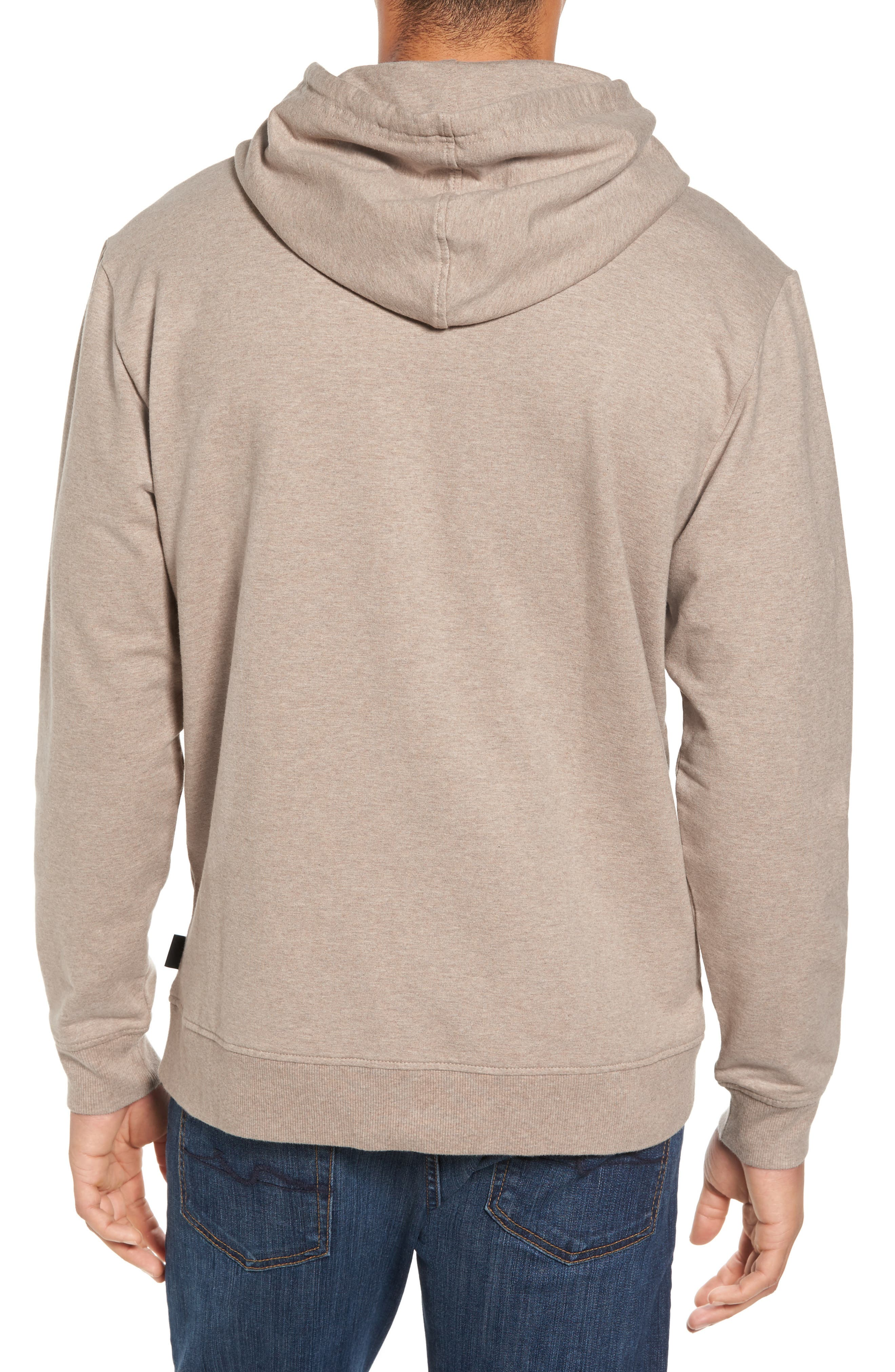 Fitz Roy Bear Graphic Hoodie,                             Alternate thumbnail 2, color,                             El Cap Khaki
