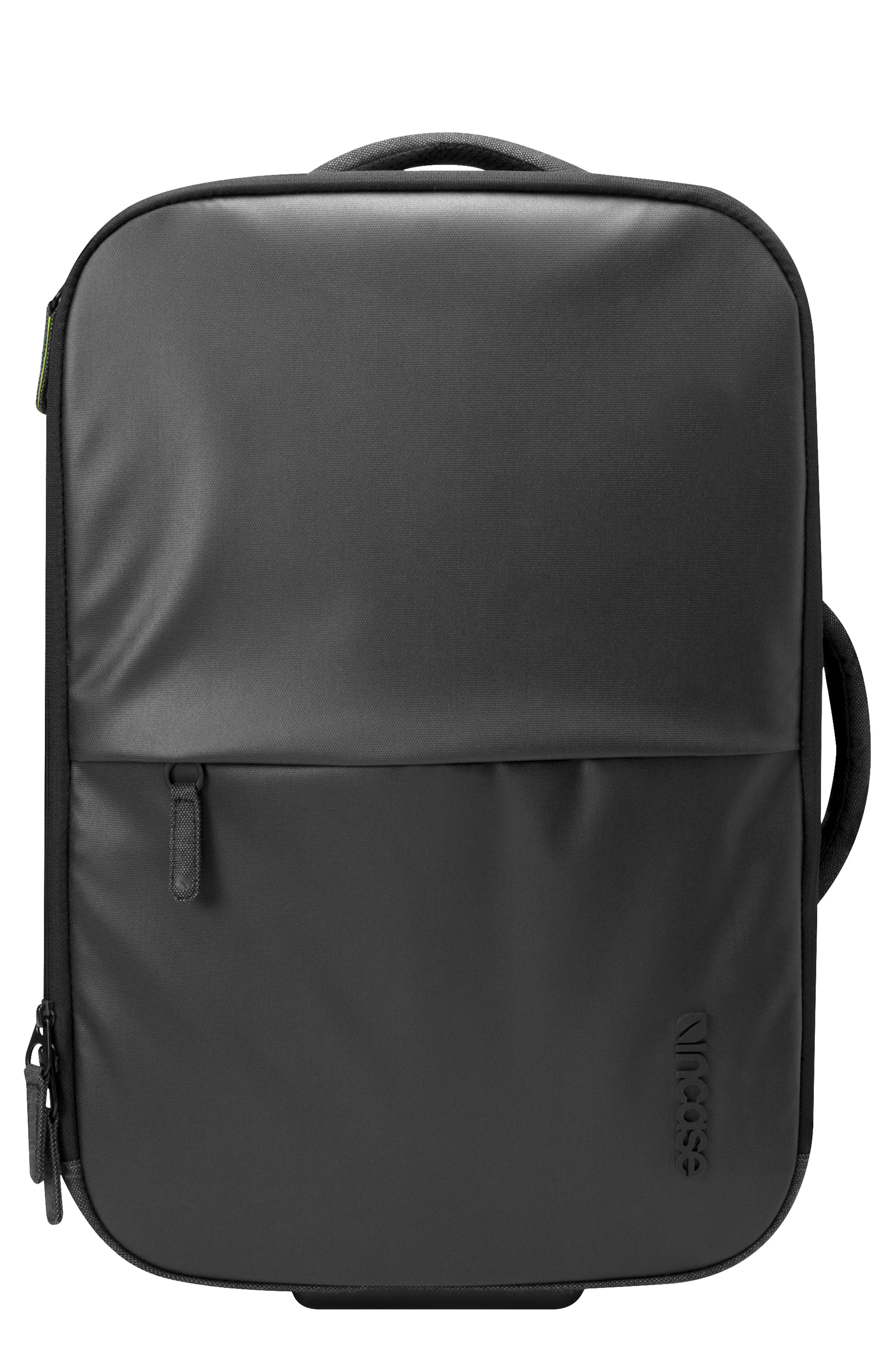 EO Wheeled 23-Inch Suitcase,                             Main thumbnail 1, color,                             Black