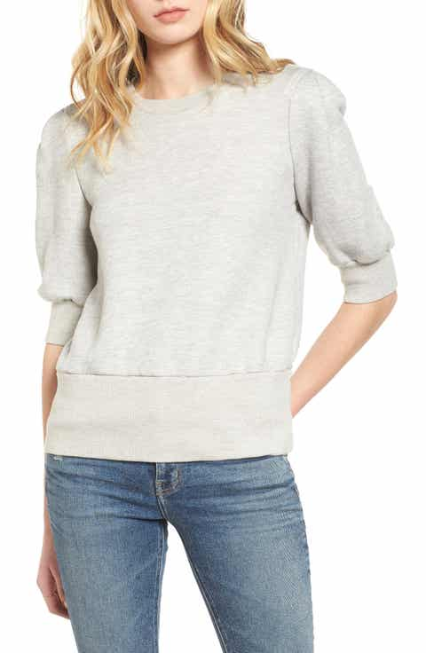 Current/Elliott The Pleat Sweatshirt
