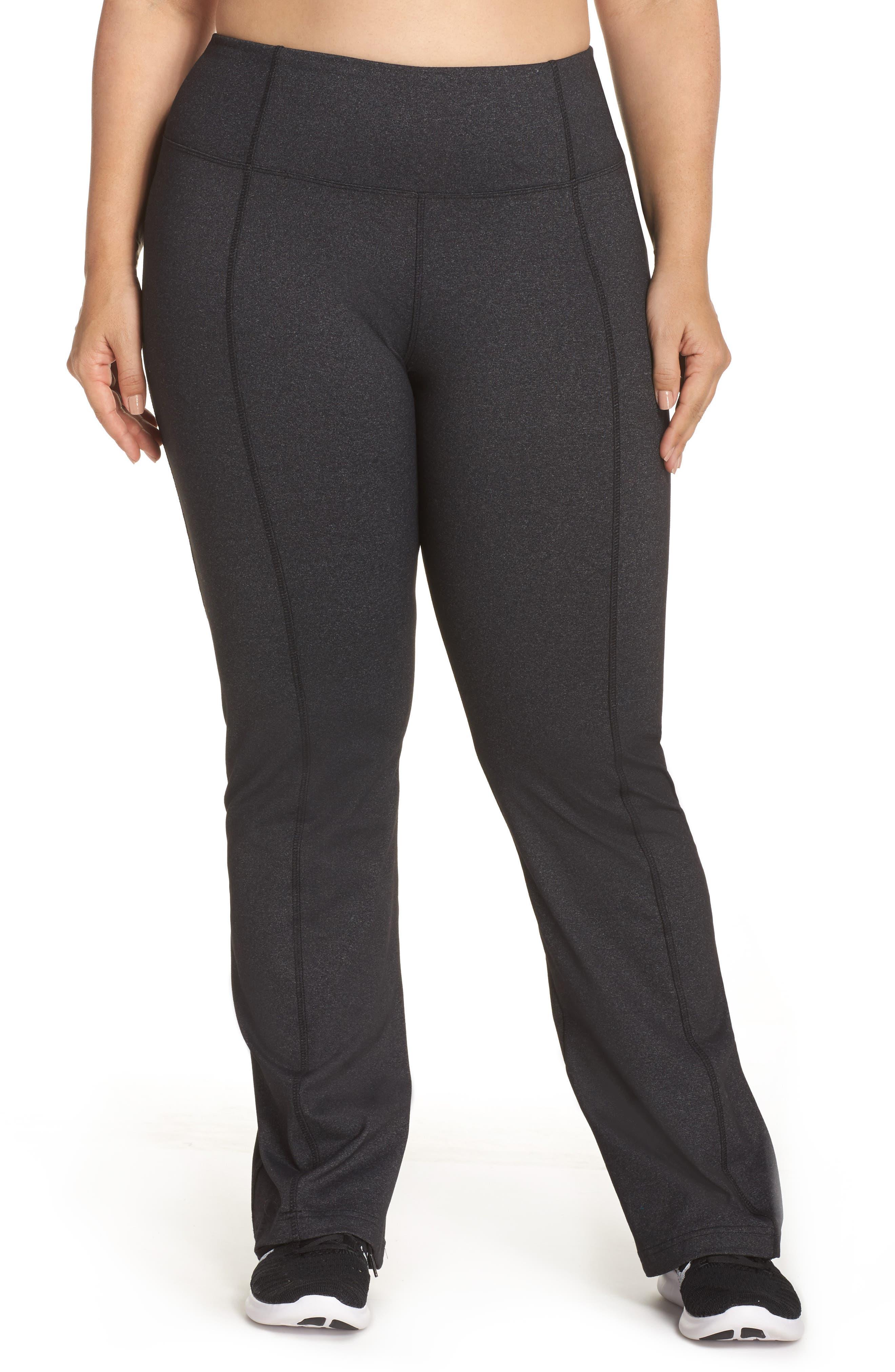 Main Image - Marika Curves High Rise Control Top Bootcut Pants