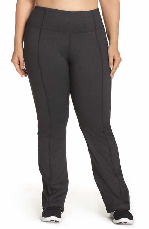 Marika Curves High Rise Control Top Bootcut Pants
