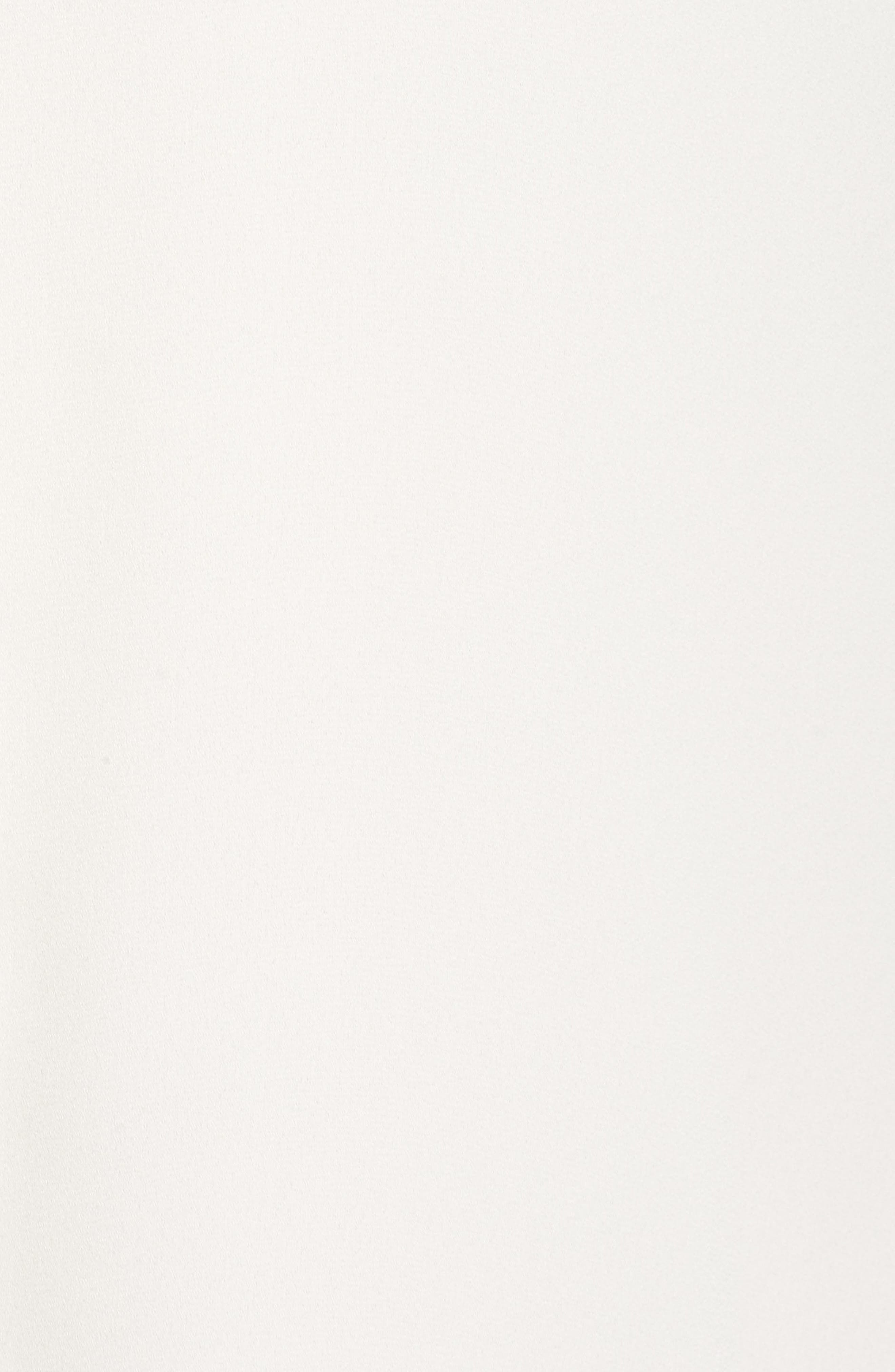Fase Ruffle Blouse,                             Alternate thumbnail 5, color,                             White
